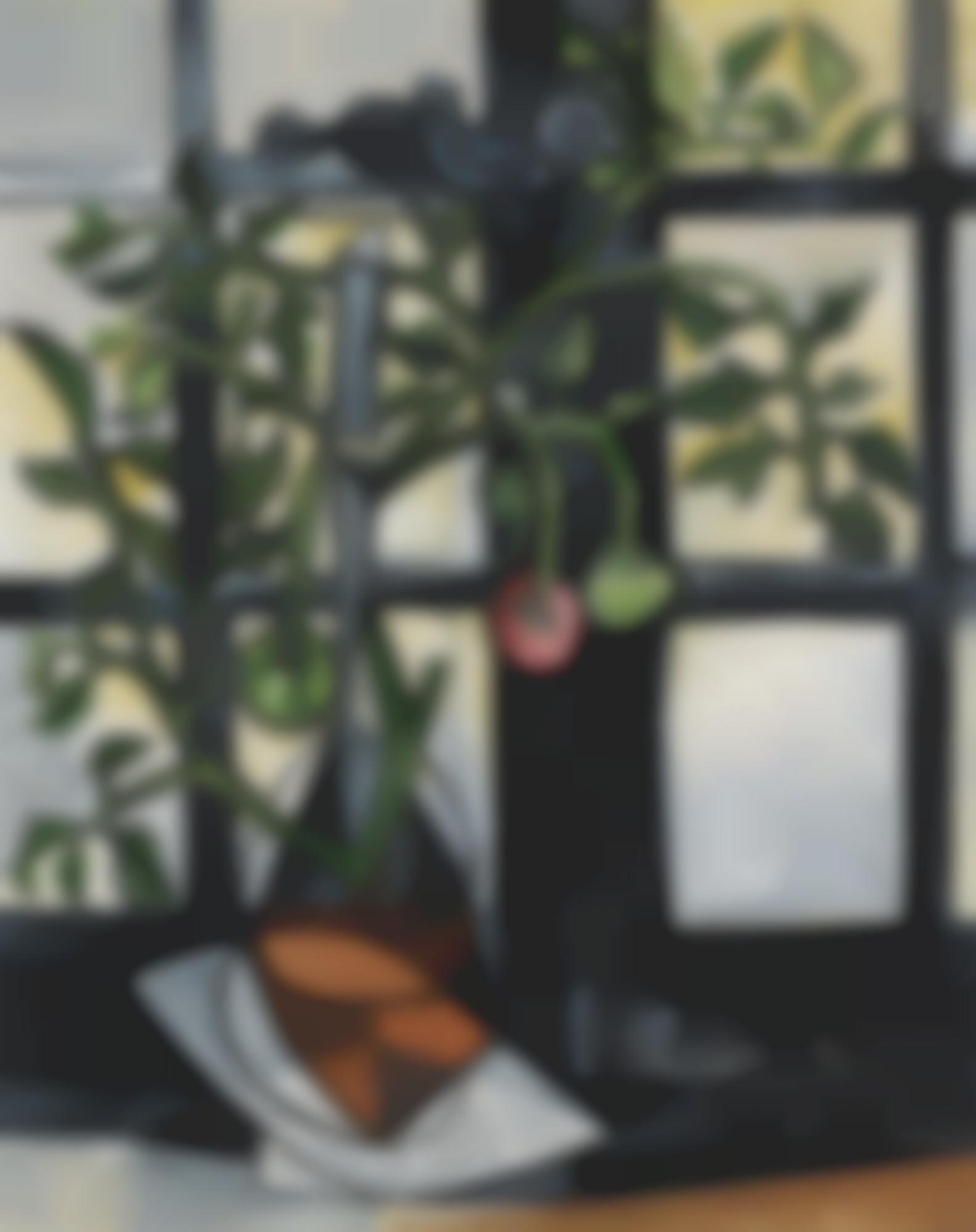 Pablo Picasso-Plant De Tomates-1944