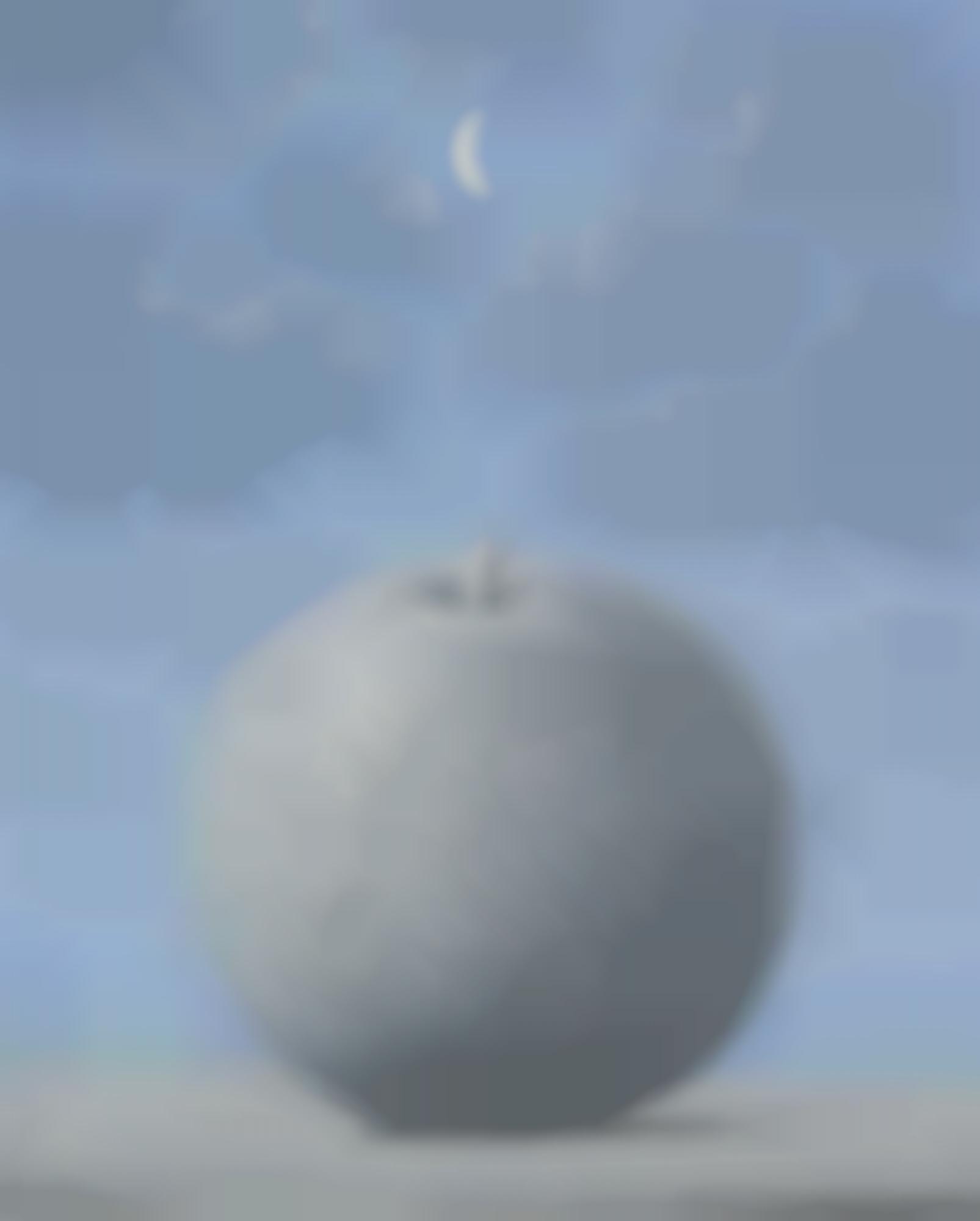Rene Magritte-Souvenir De Voyage-1963