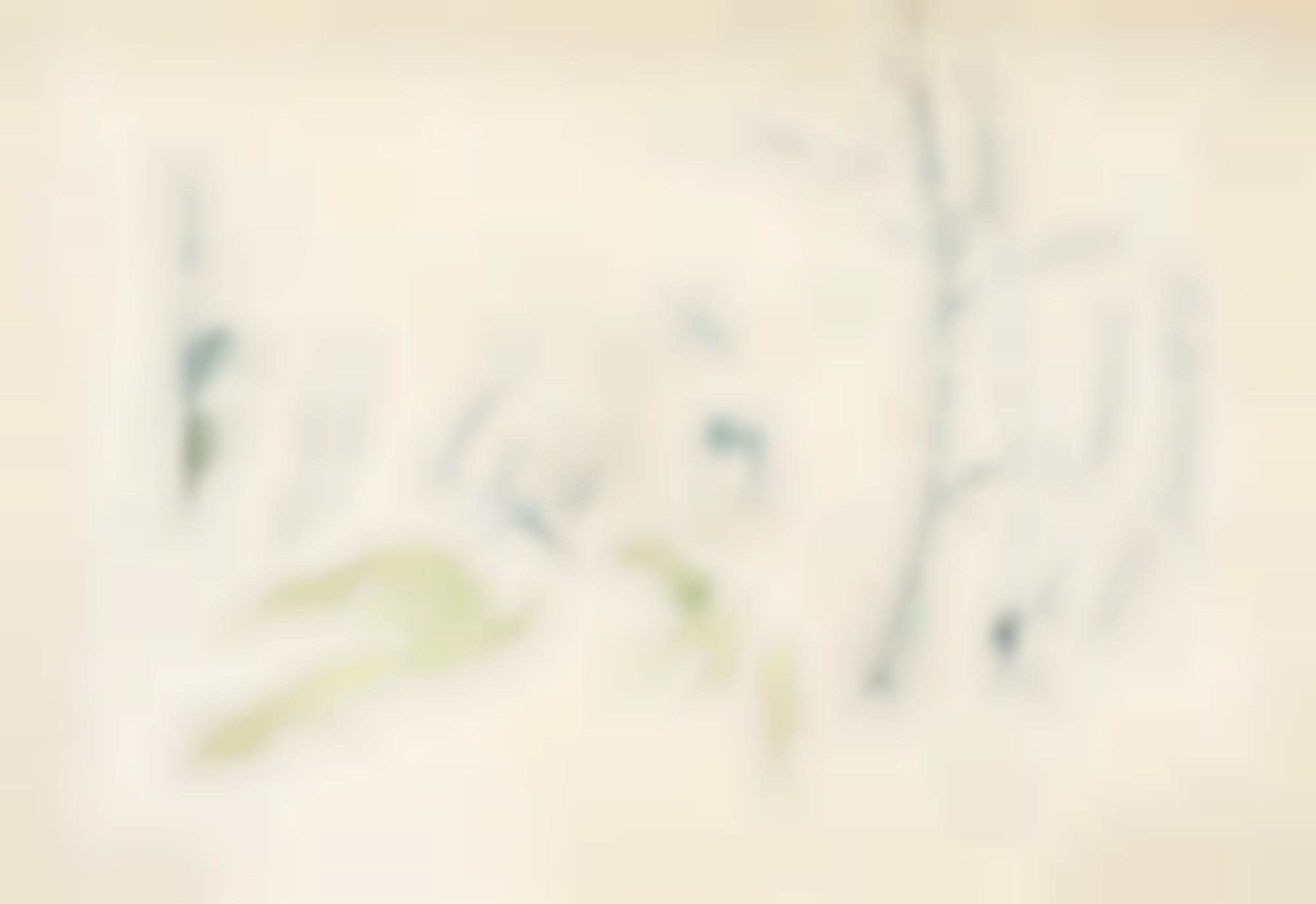 Paul Cezanne-Le Sentier-1890
