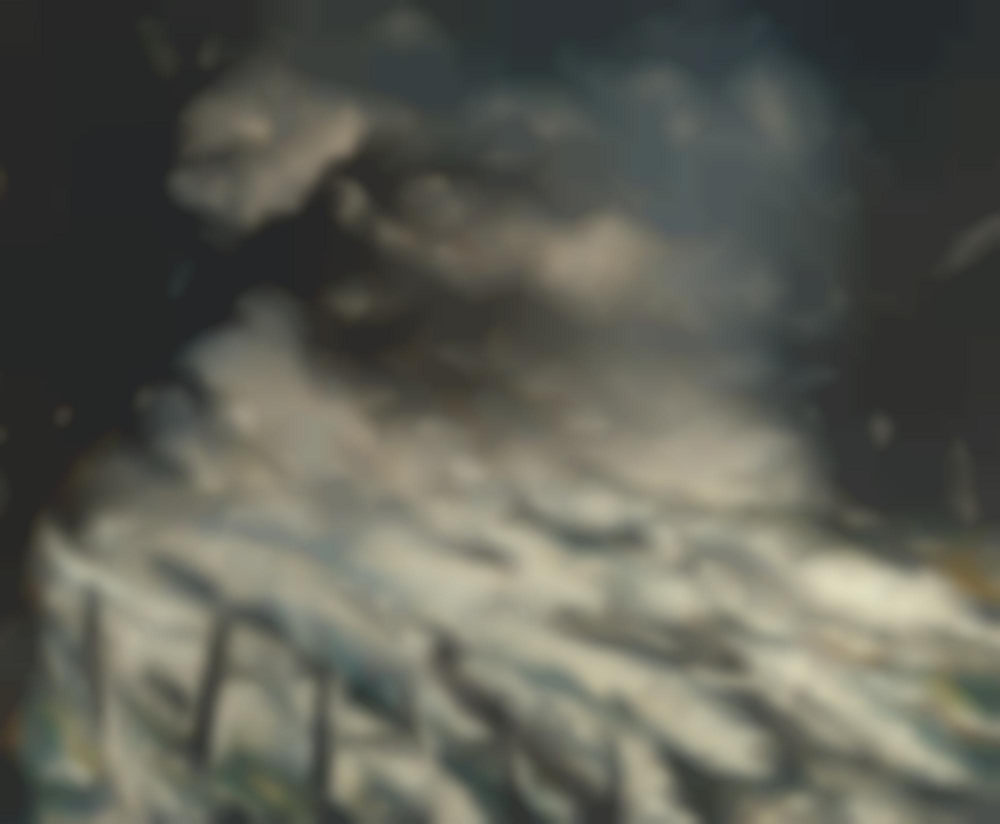 Maurice de Vlaminck-Paysage Sous La Neige-