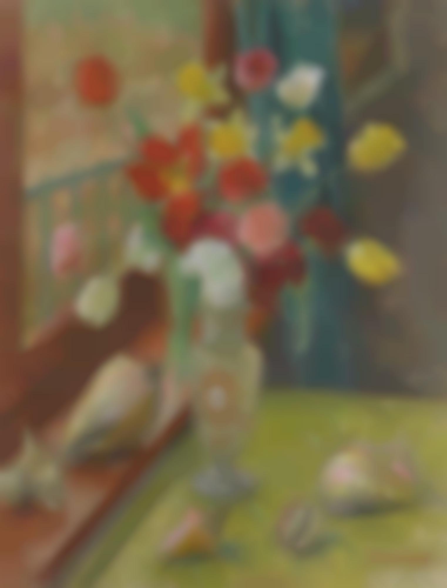 Leon De Smet-Fleurs-1932