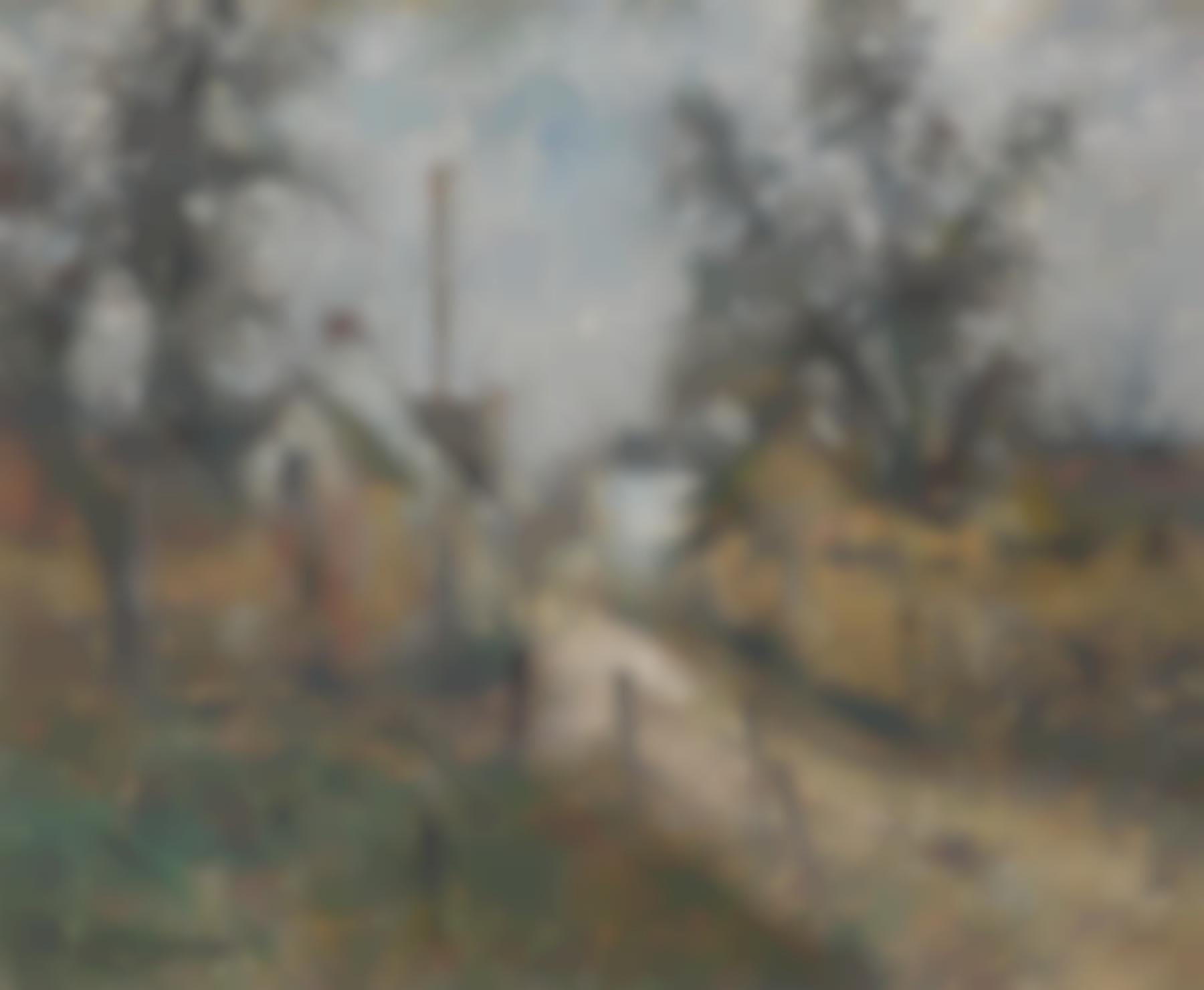 Gustave Loiseau-Ferme En Normandie-1926