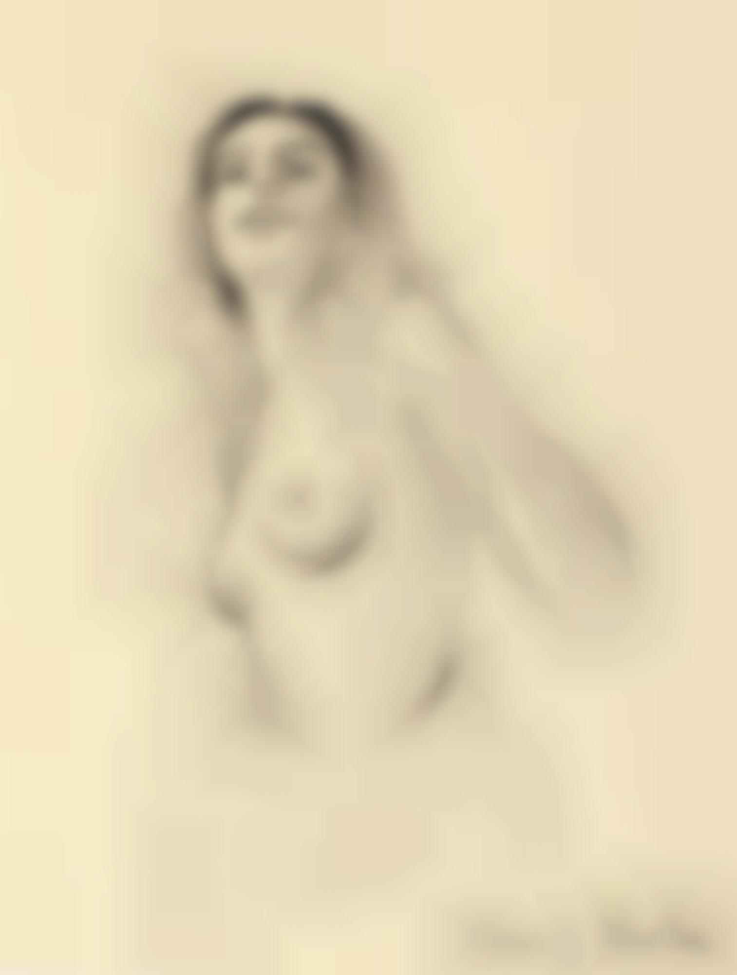 Francis Picabia-Nu-1940