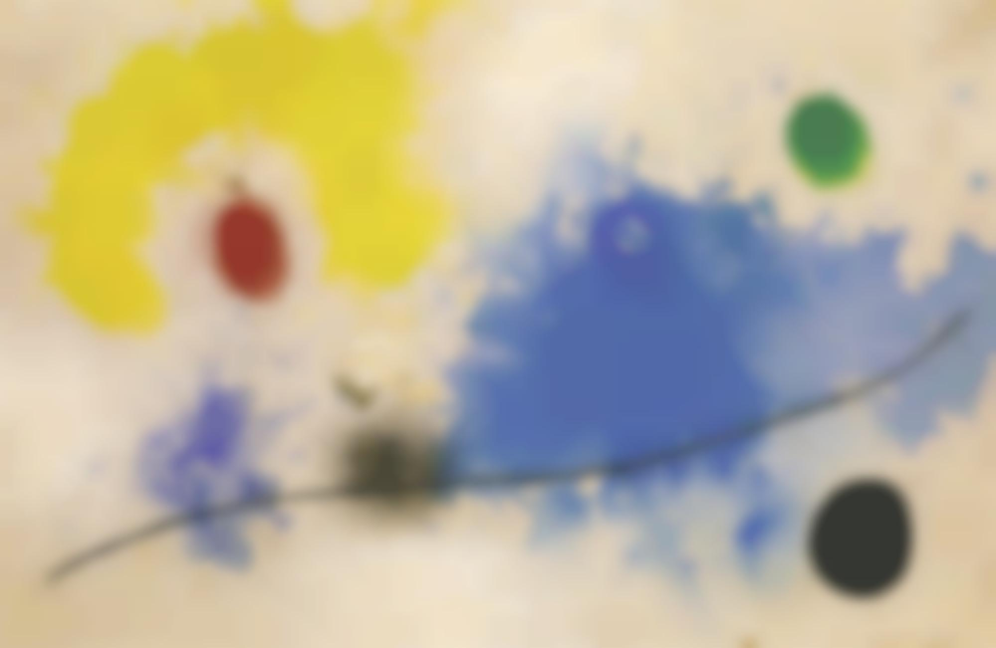 Joan Miro-Painting II-1965