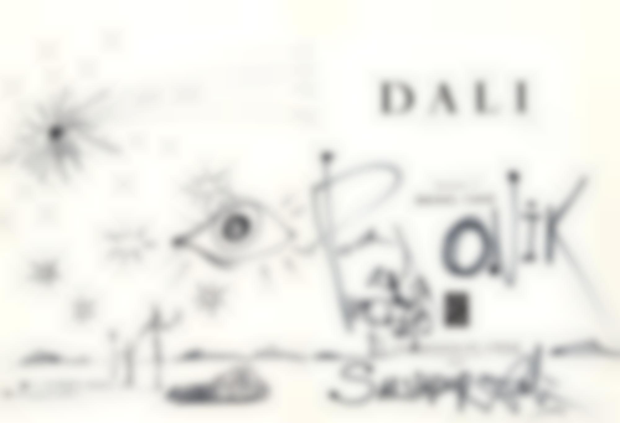 Salvador Dali-Untitled-