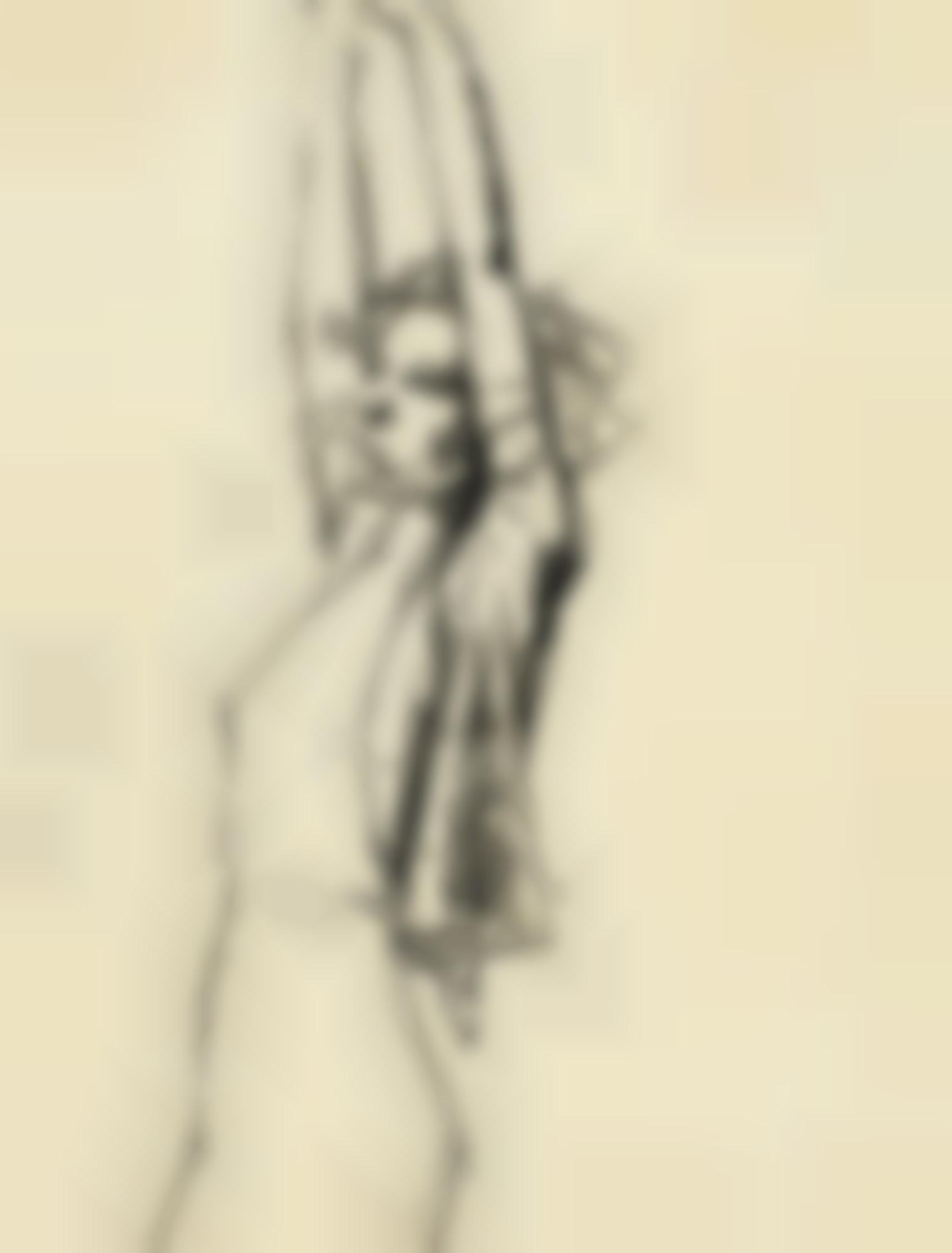 Balthus-Etude Pour 'La Montagne'-1937