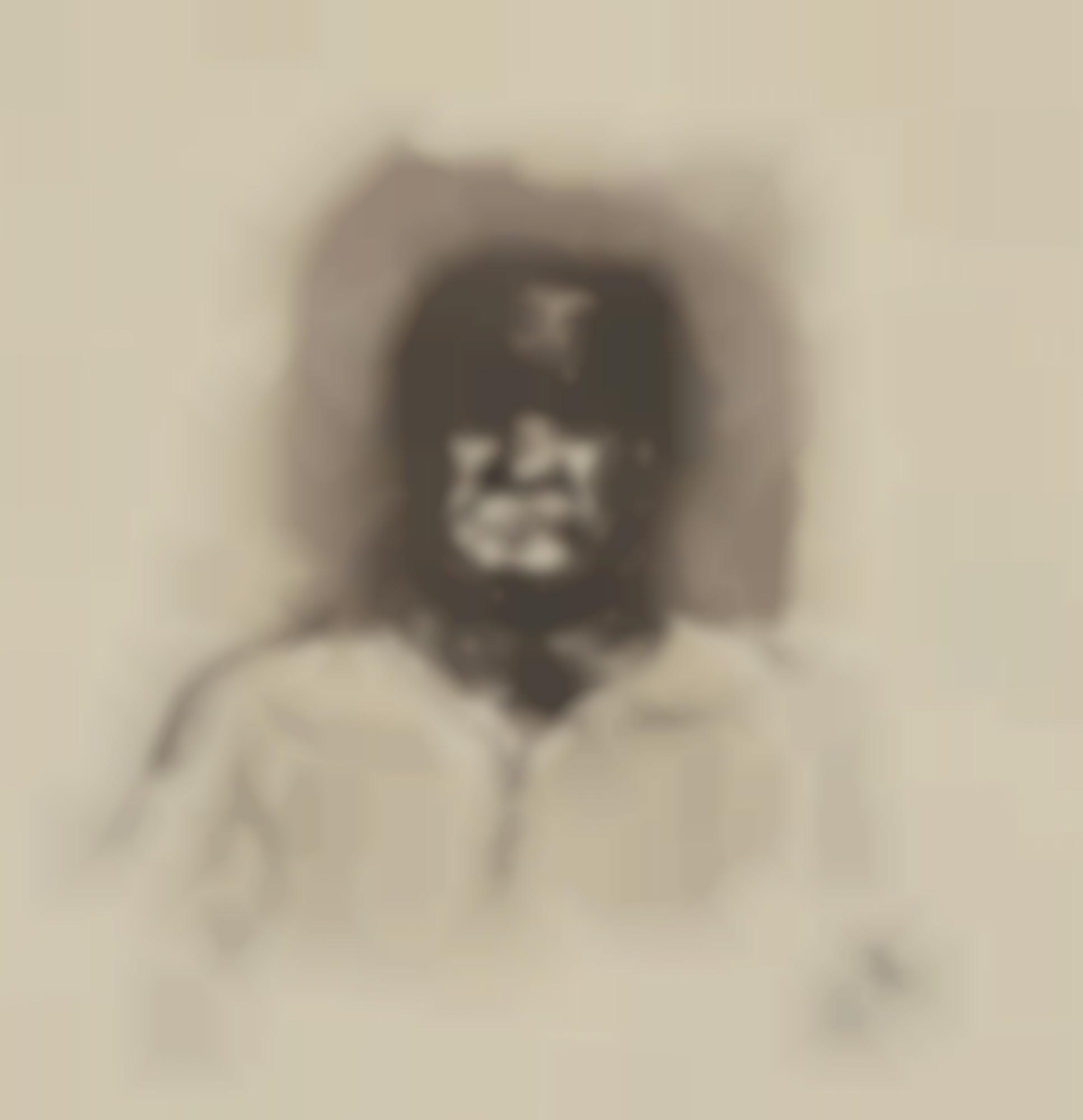 Camille Pissarro-Male Figure-1890