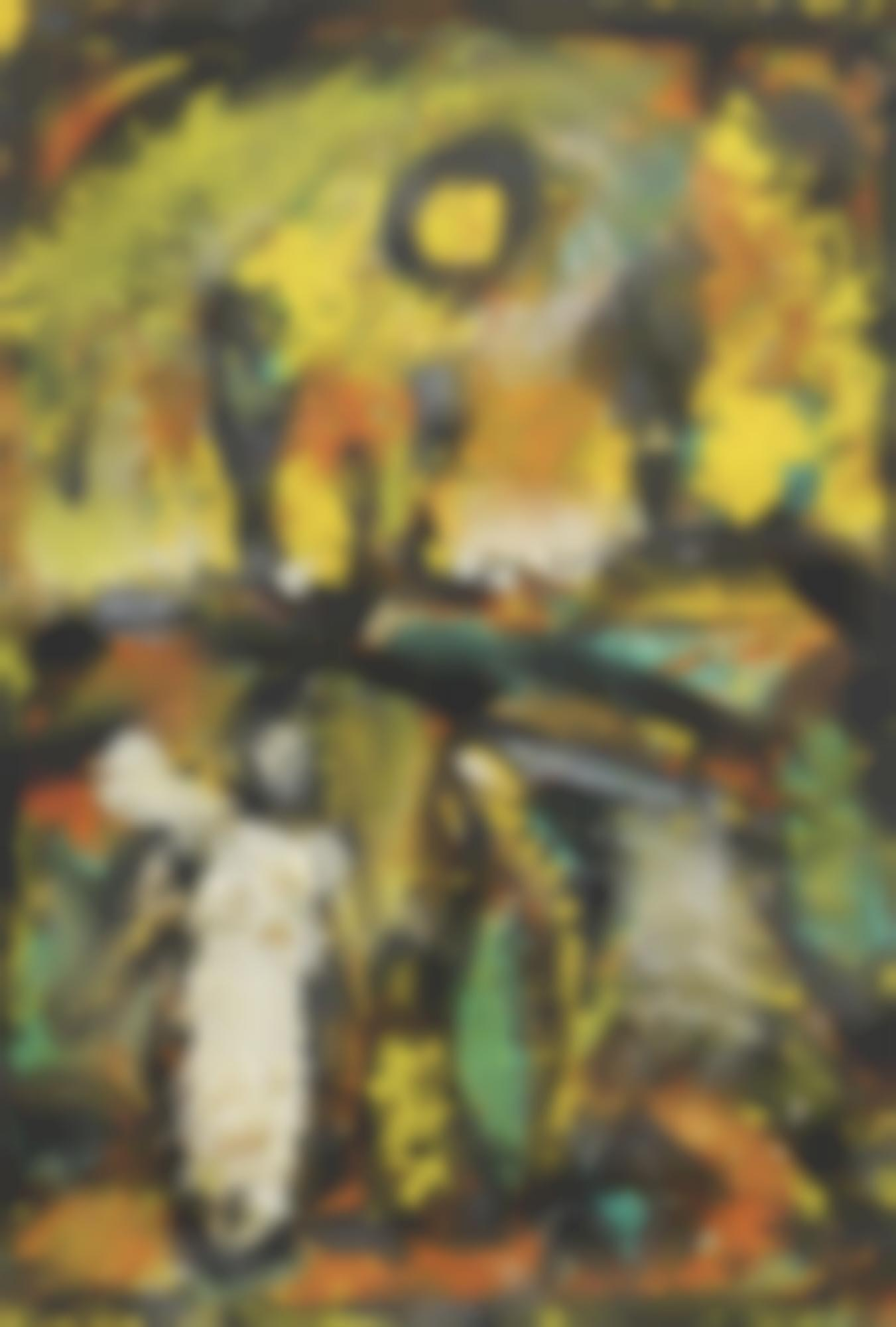 Georges Rouault-Paysage Biblique-1955