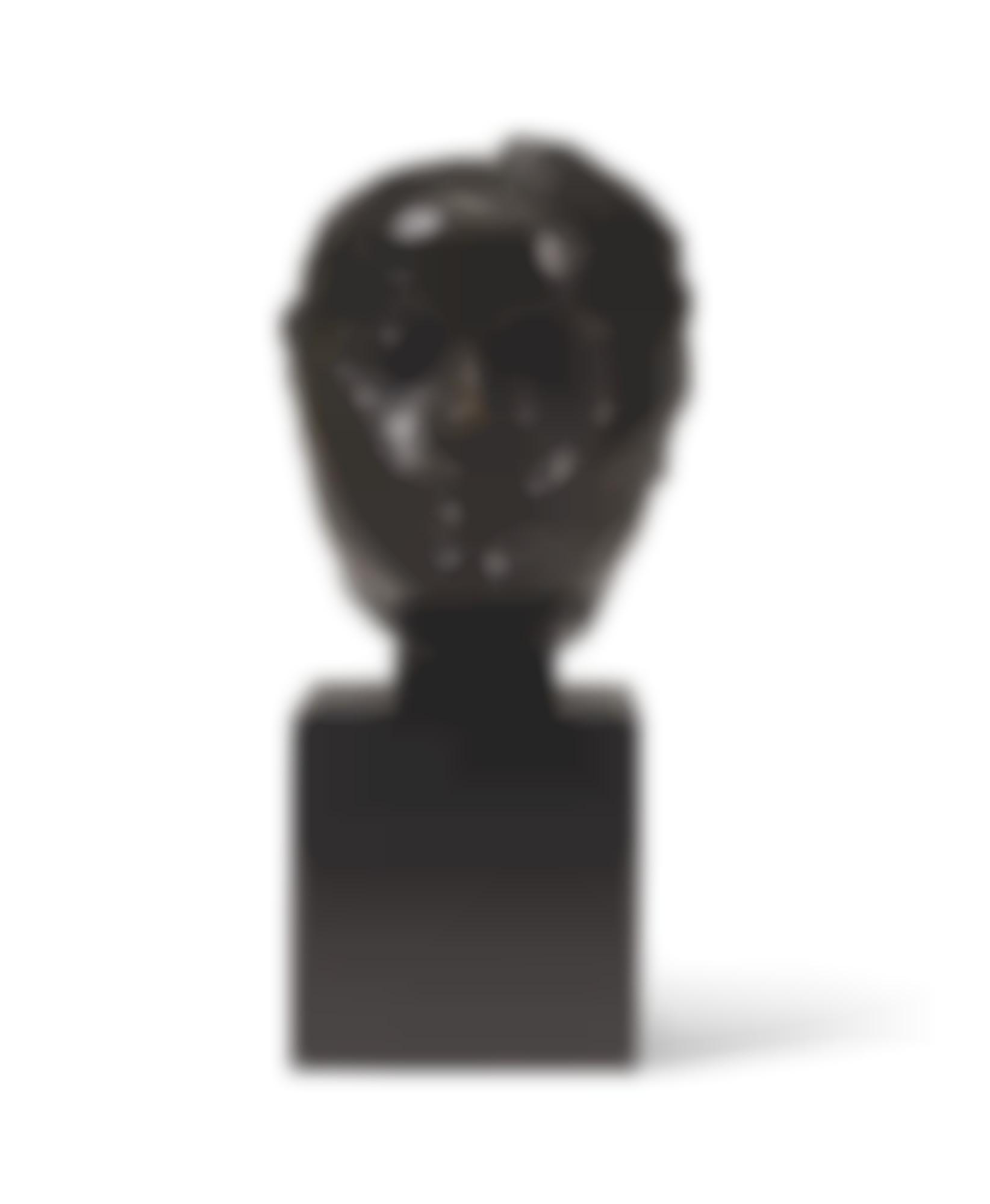 Auguste Rodin-Les Yeux Clos-1964