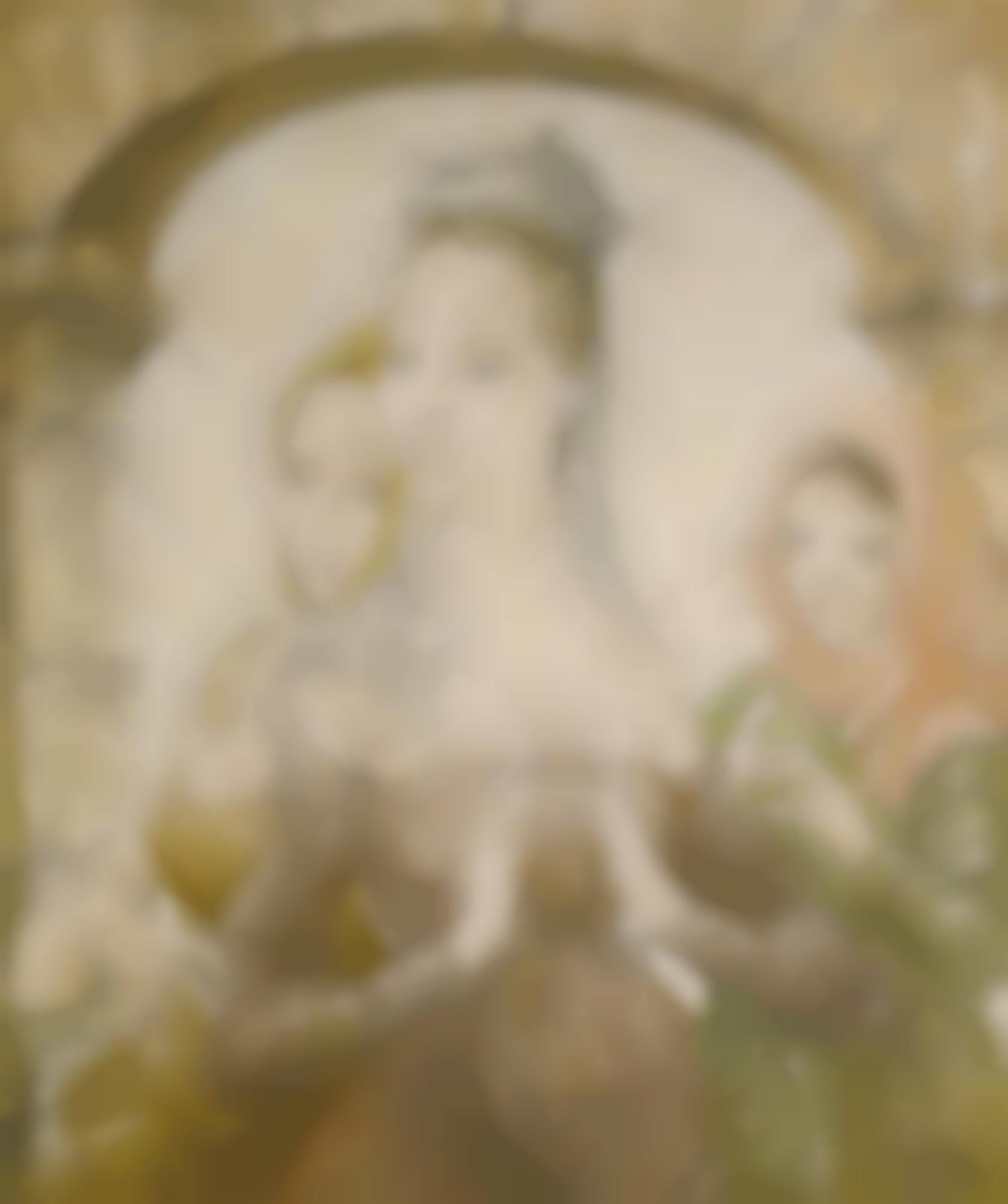 Tsuguharu Foujita-La Priere-1951
