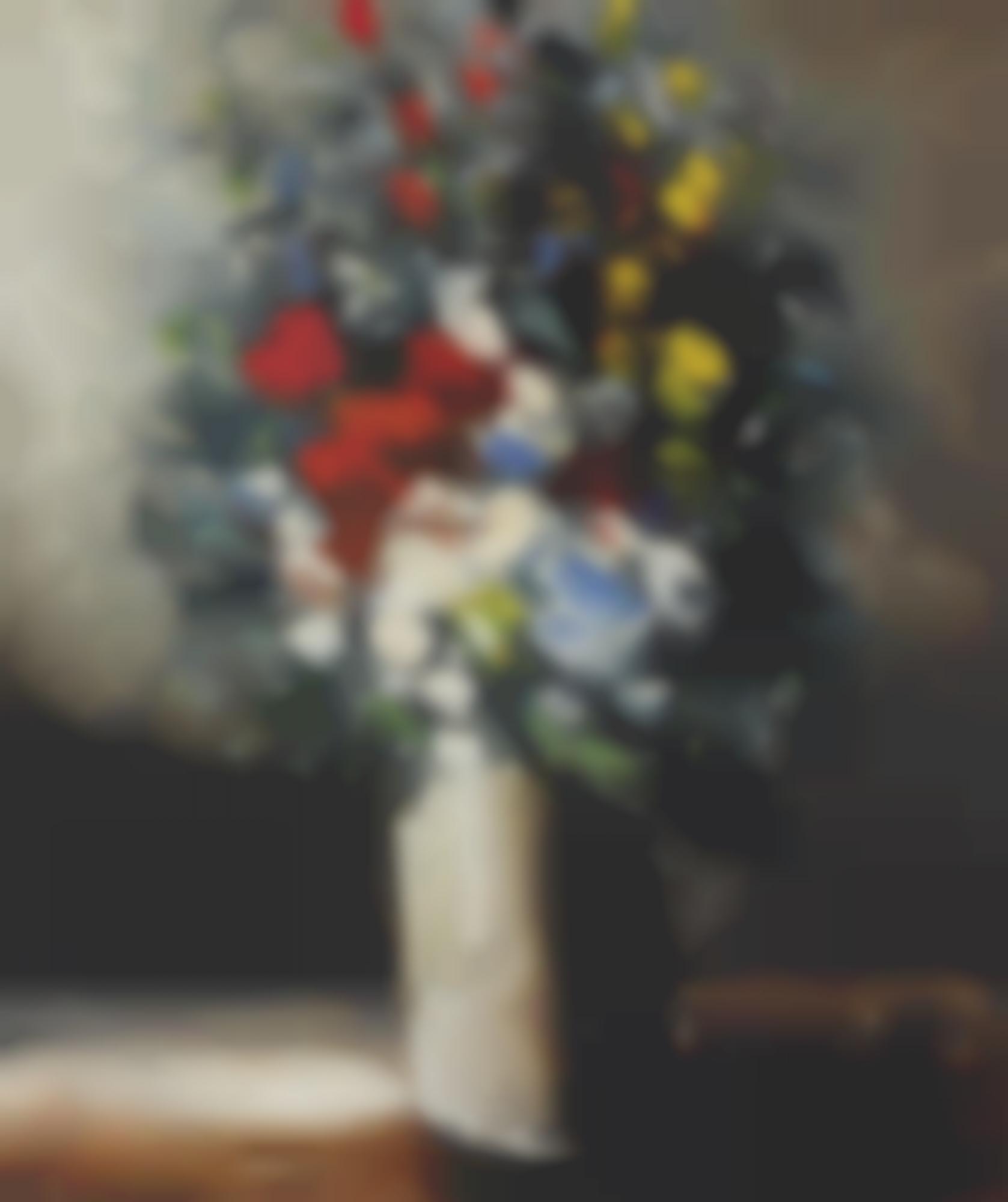 Maurice de Vlaminck-Bouquet De Fleurs-1942