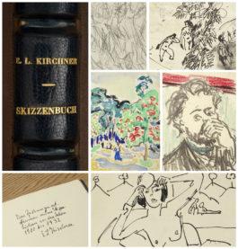 Ernst Ludwig Kirchner-Skizzenalbum-1932