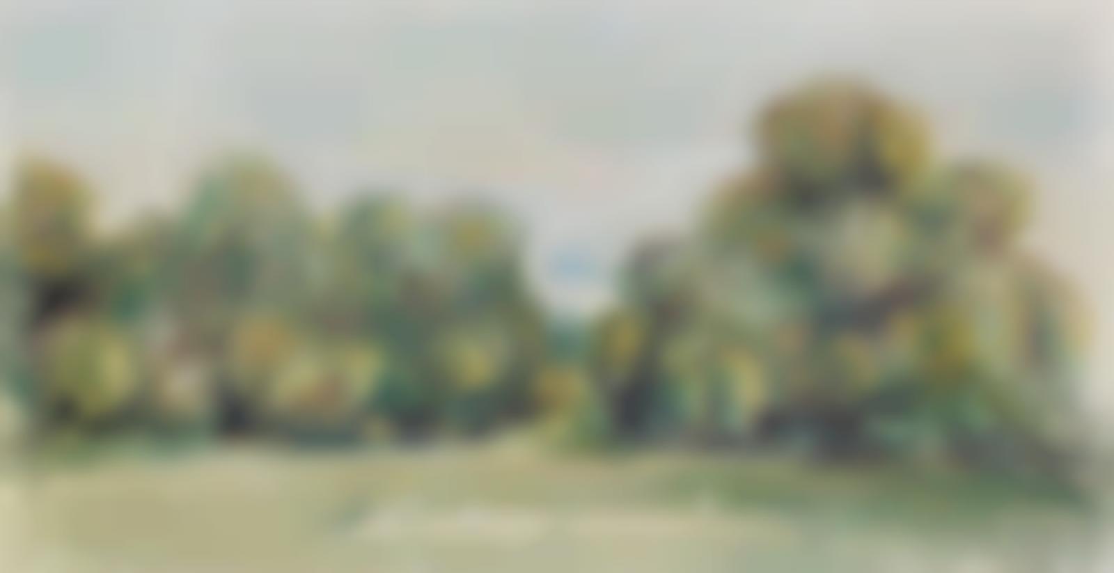 Pierre-Auguste Renoir-La partie de tennis-1895