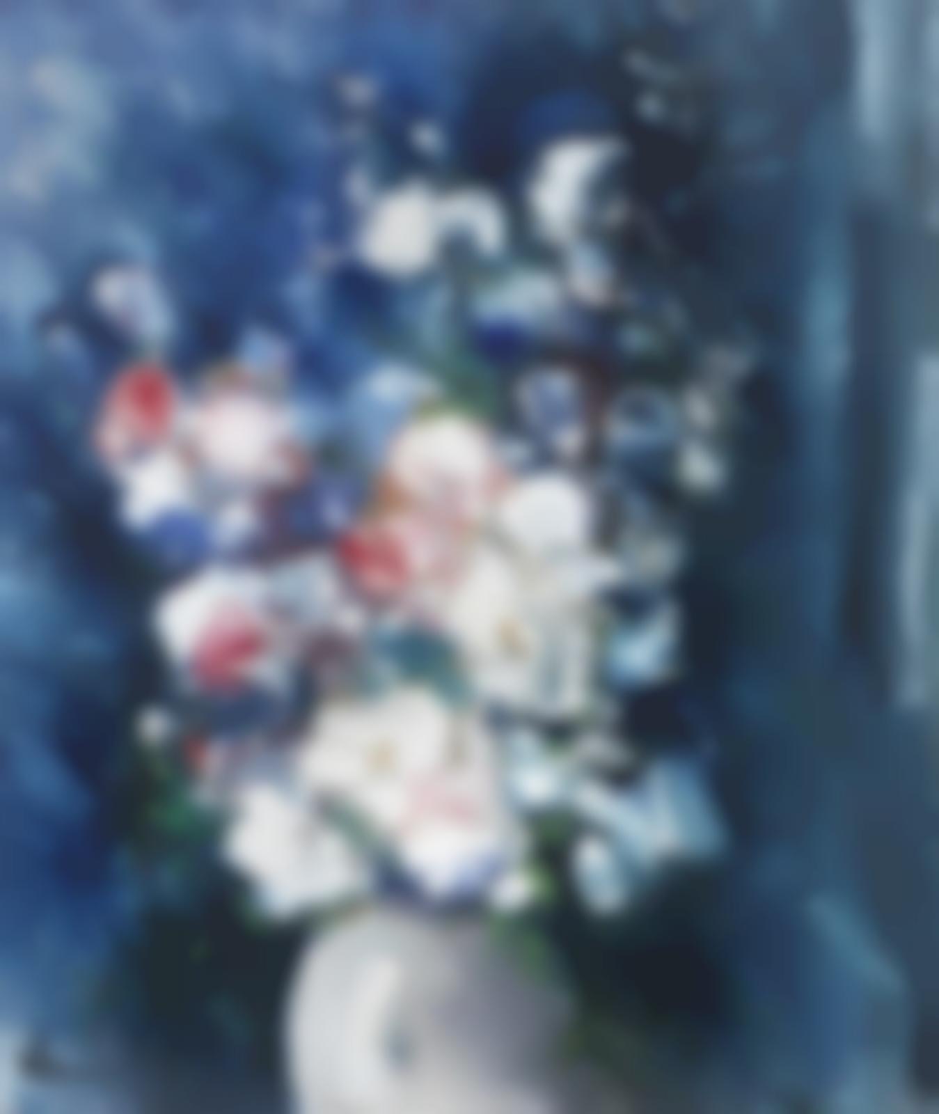 Maurice de Vlaminck-Vase de fleurs-1936