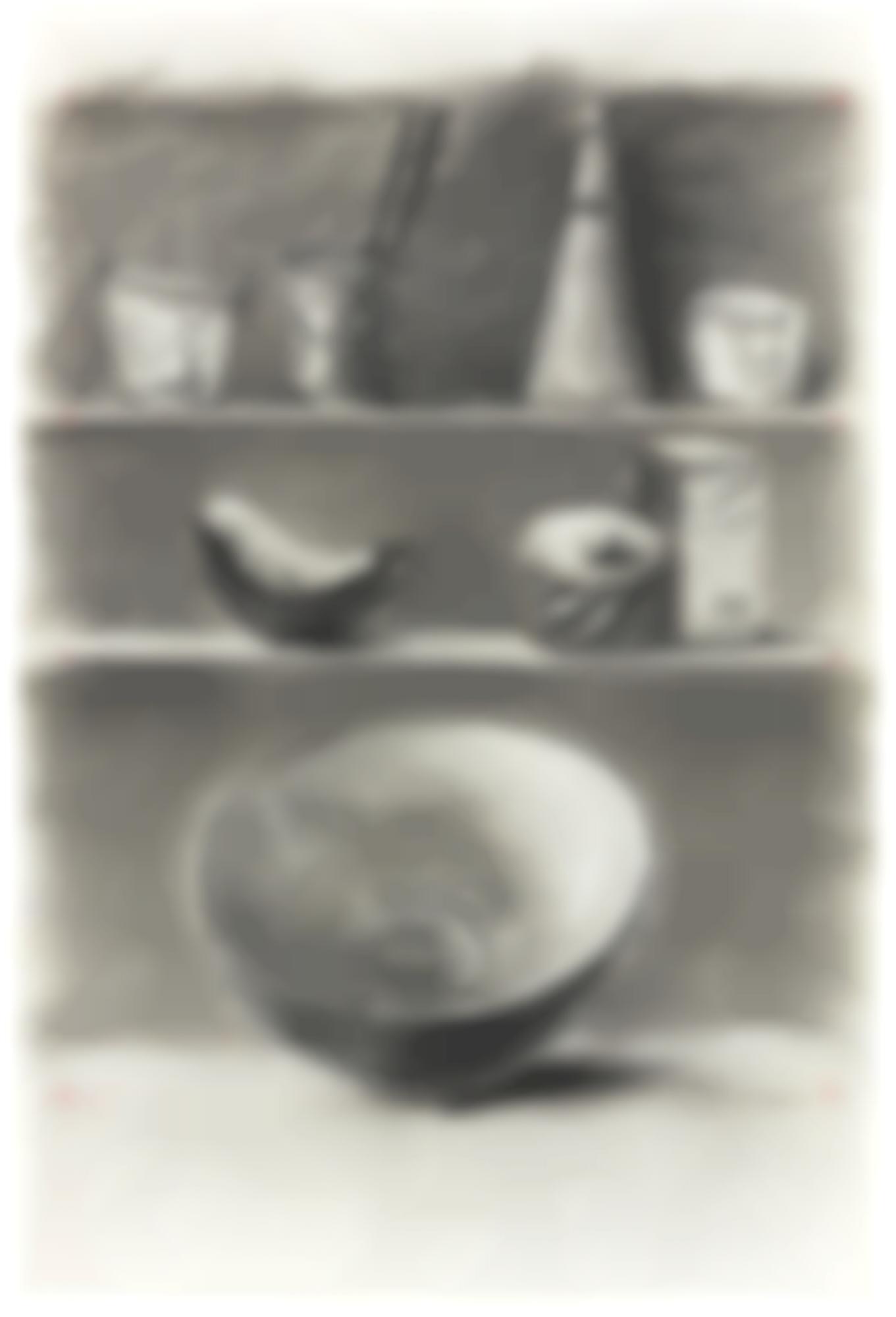 William Kentridge-Drawing From 'Medicine Chest'-2001