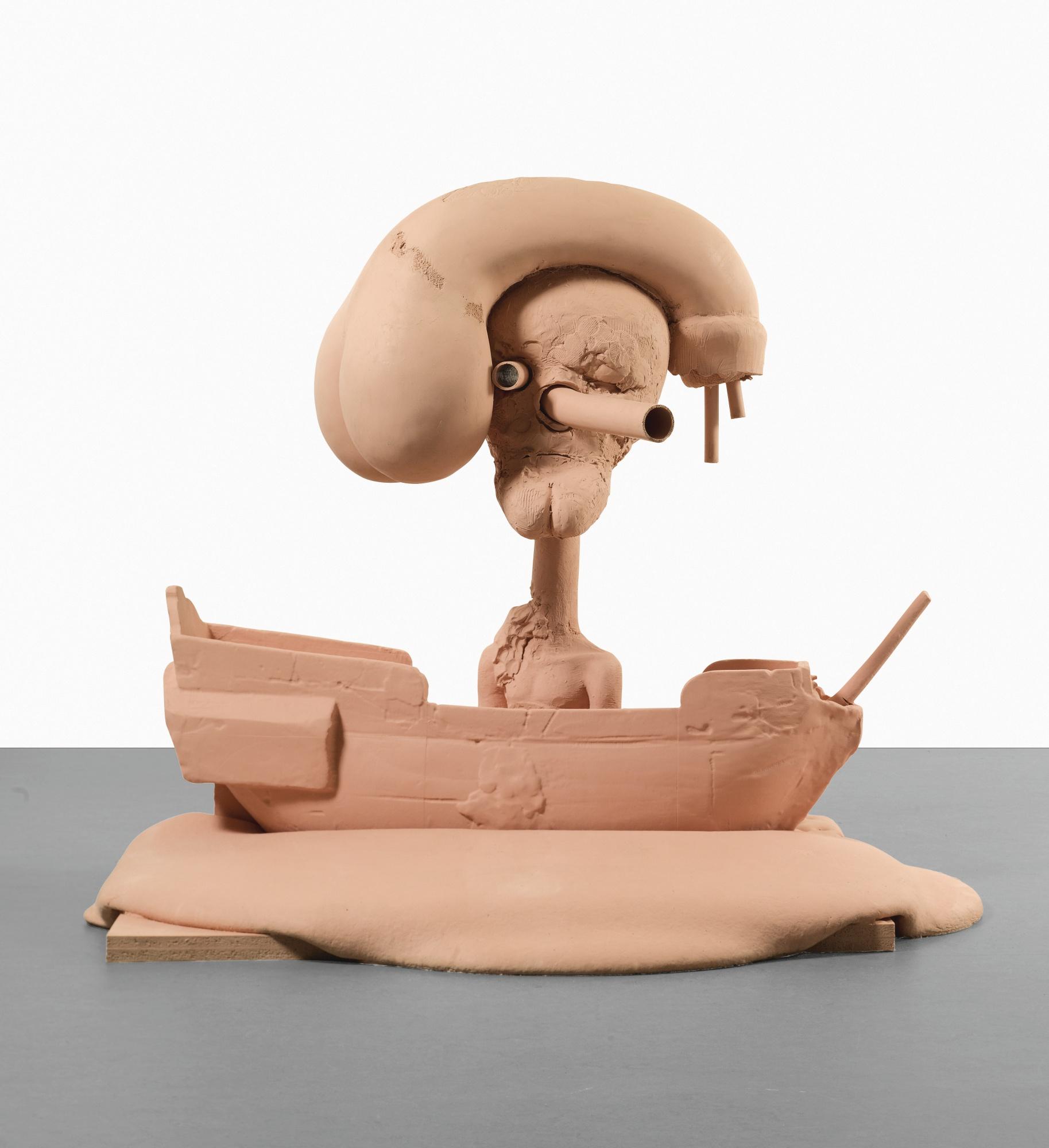 Paul McCarthy-Captain Dick Hat-2003