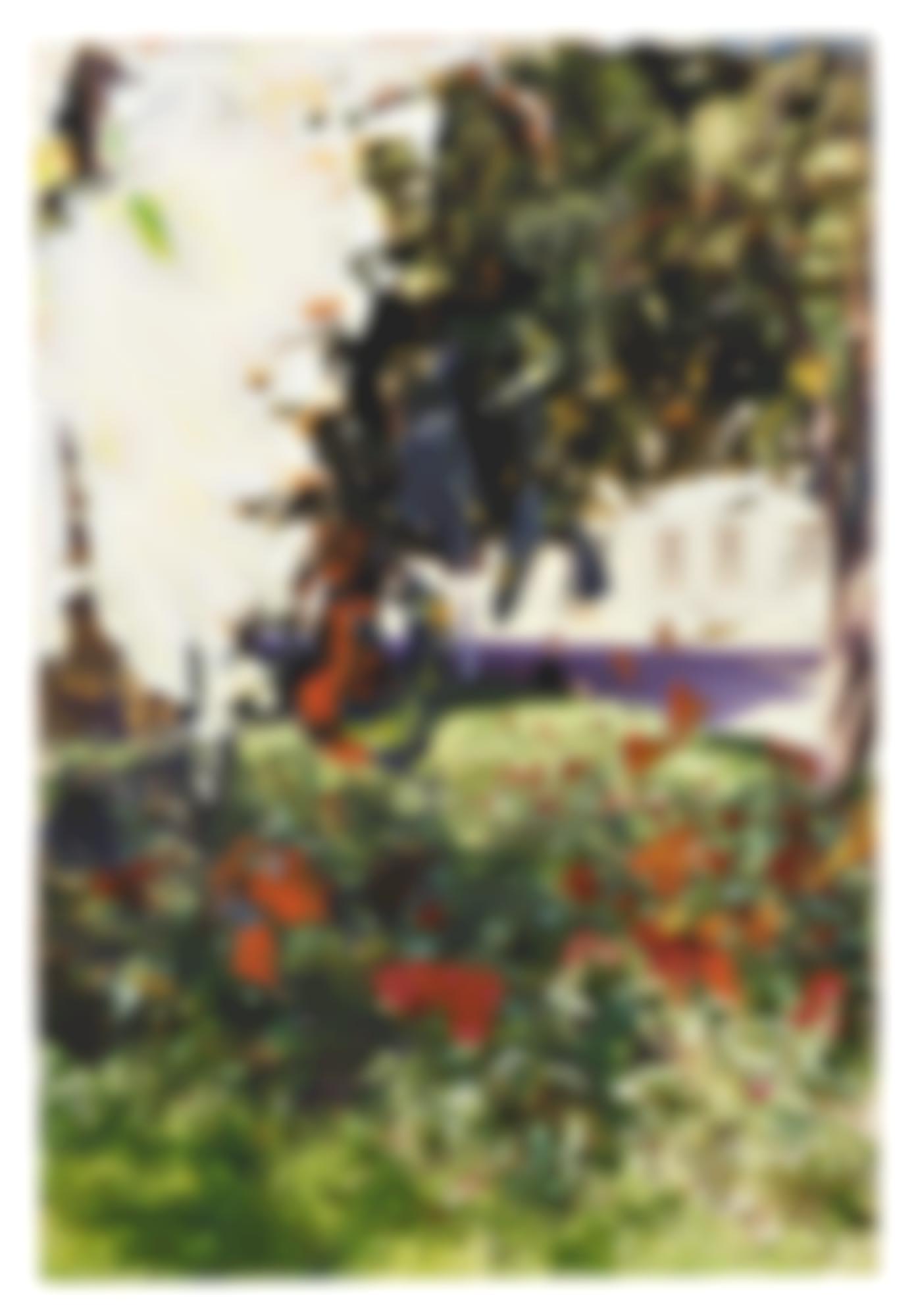 Gerhard Richter-Untitled (5.5.89)-1989