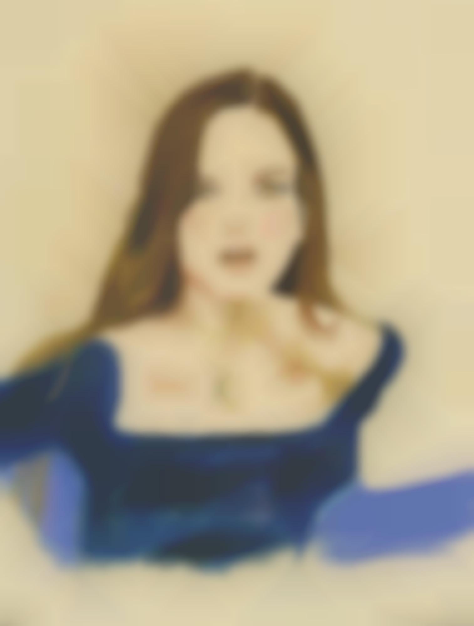 Karen Kilimnik-Katherine Ross, The Legacy-1994