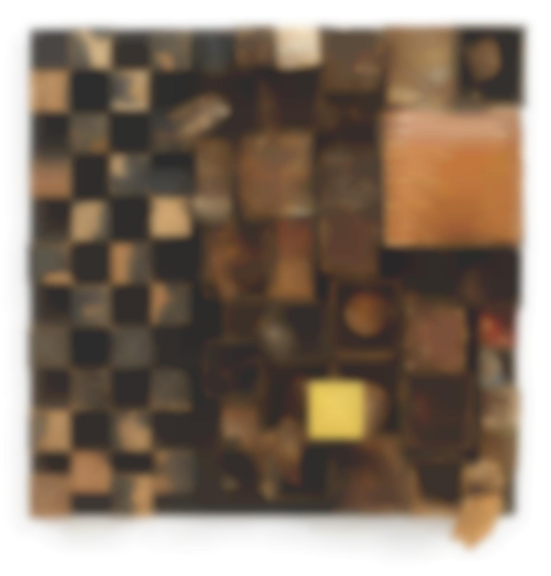 Leonardo Drew-Number 42A-2001