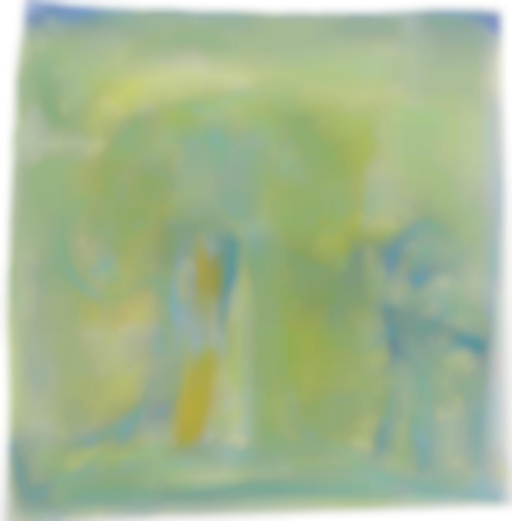 Cecil Collins-Landscape-1979