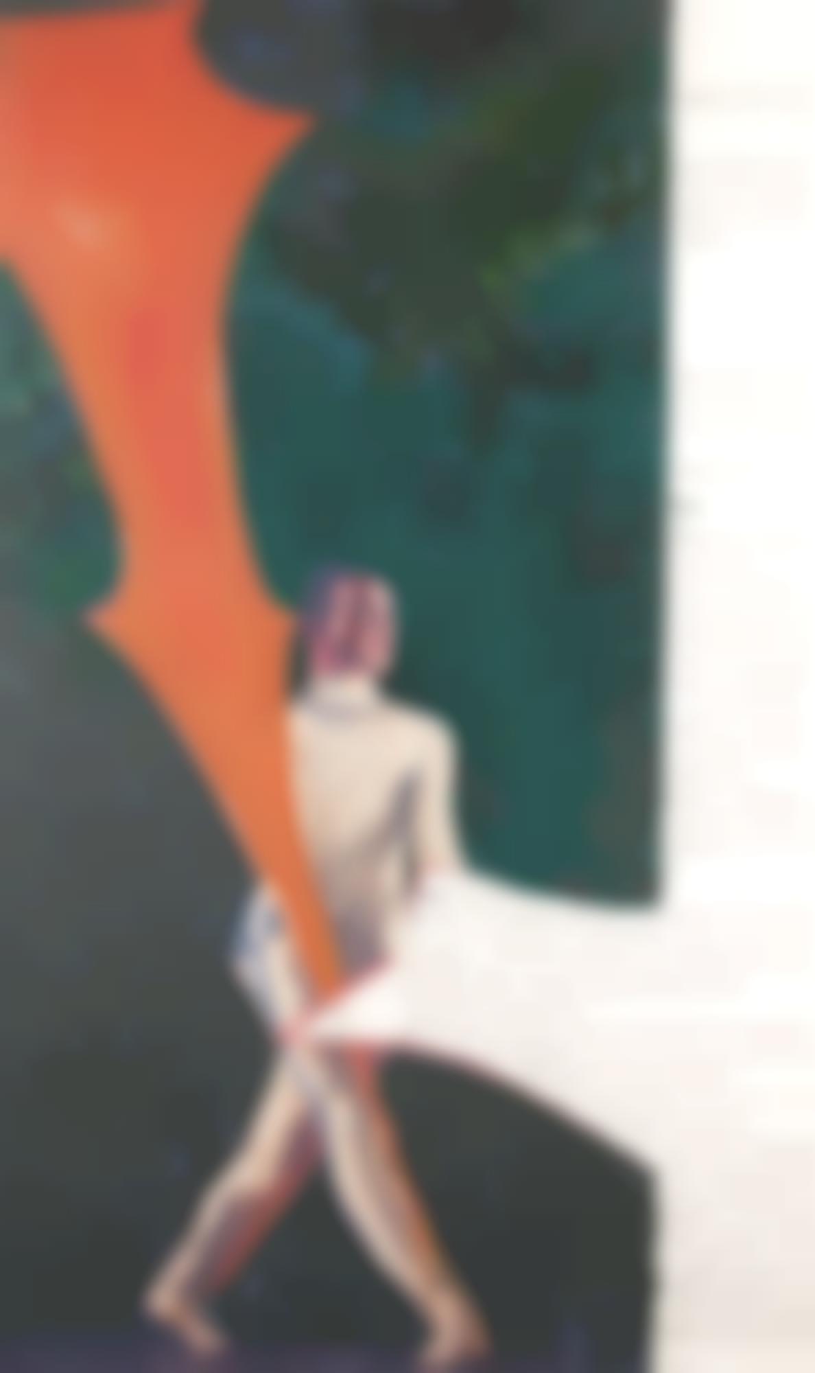 Paulina Olowska-Ballet Collage-2006