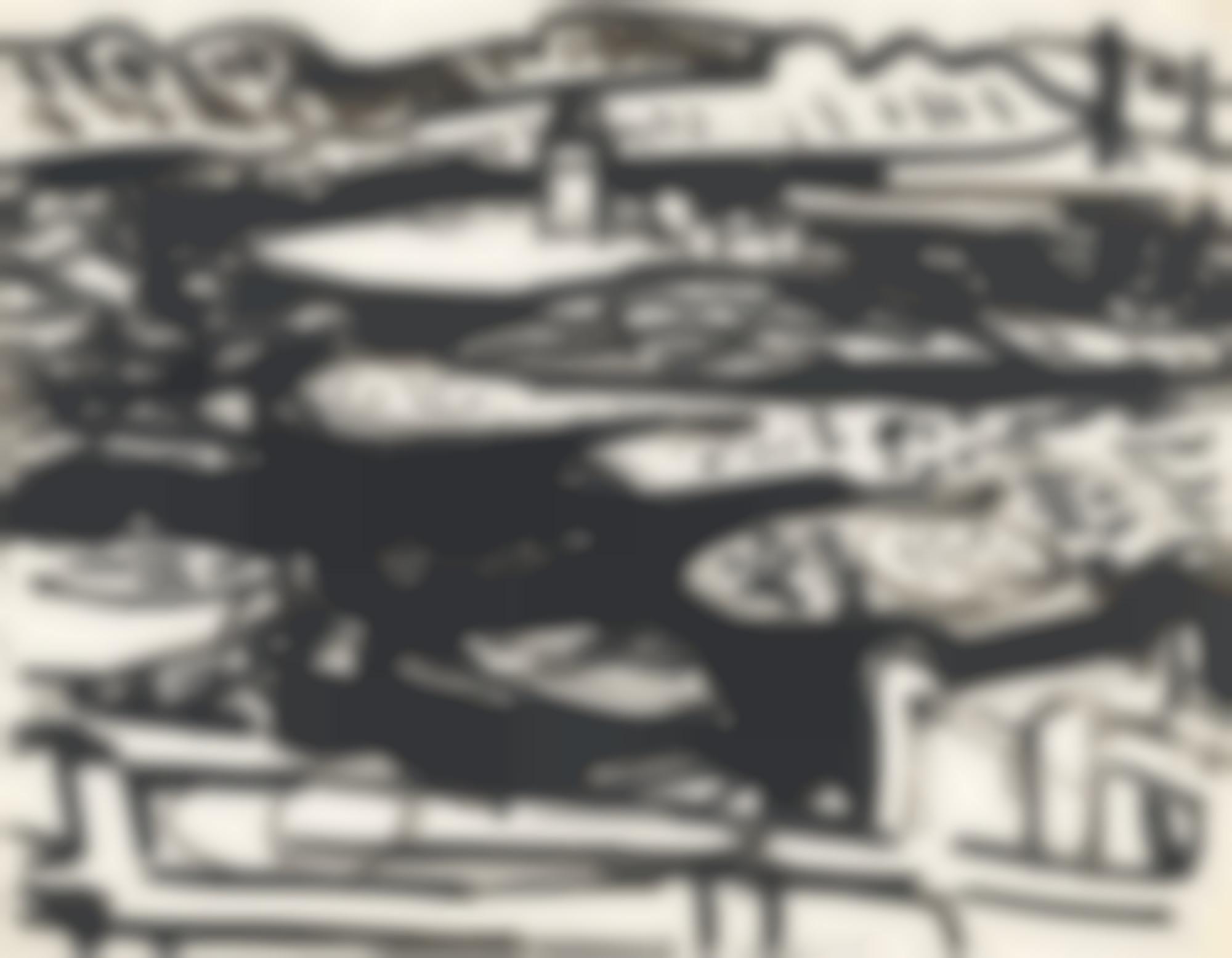 Hans Hofmann-Untitled Seascape-1932