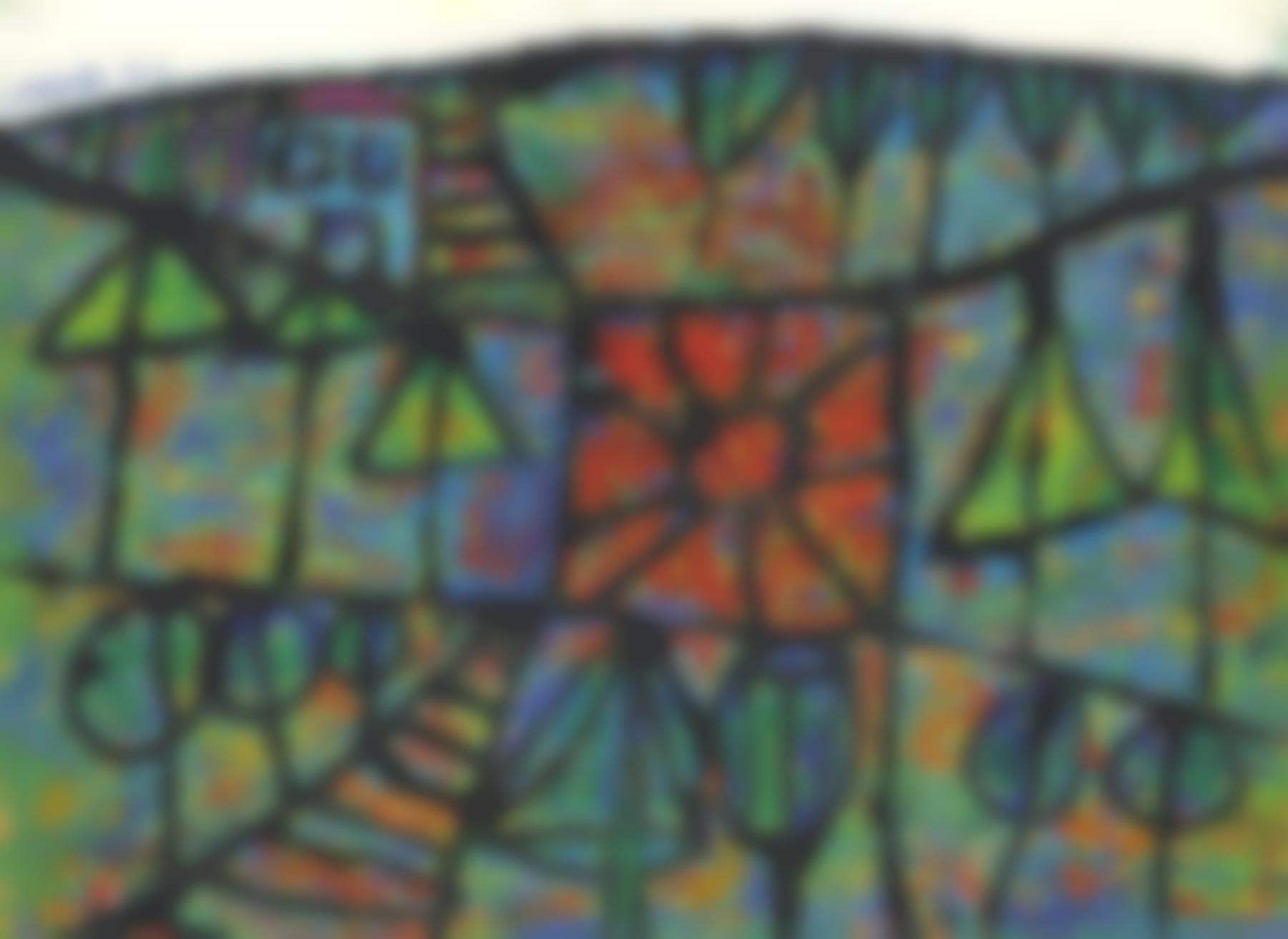 Jean Dubuffet-Paysage Champetre-1943