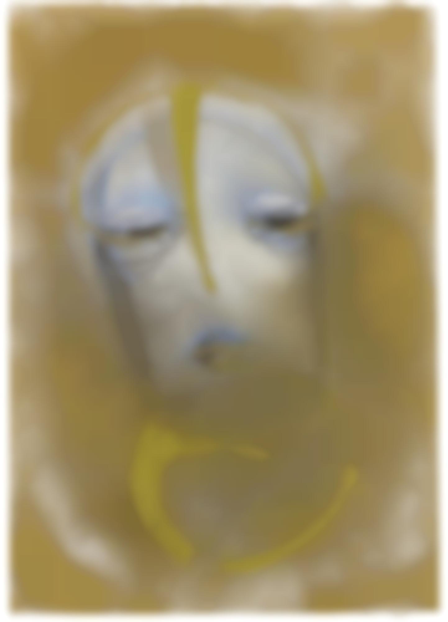 Marisa Merz-Untitled (Head)-2006
