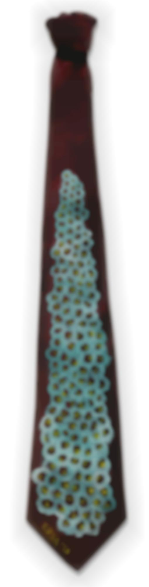 Yayoi Kusama-Untitled (Tie)-1968