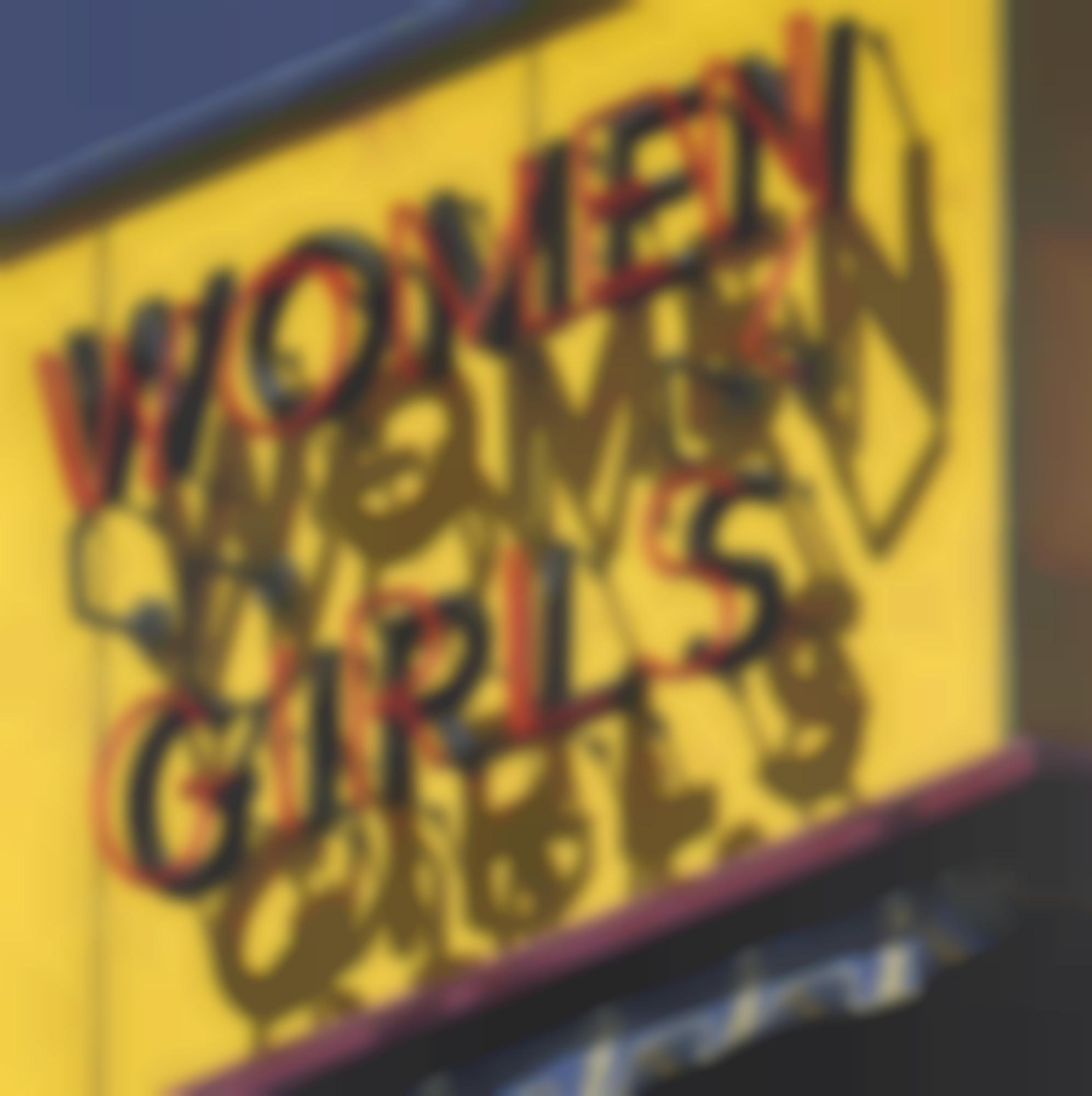 Robert Cottingham-Women And Girls-1997