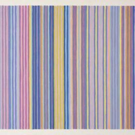 Gene Davis-Blue Cloud-1979