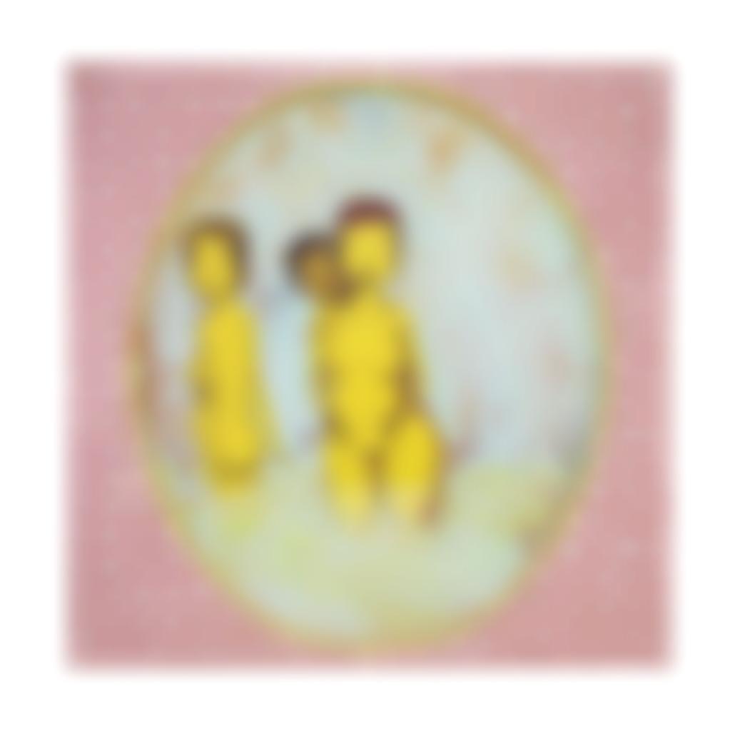 Os Gemeos-As Tres Amigas-2008