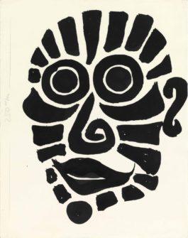 Alexander Calder-Untitled-1976