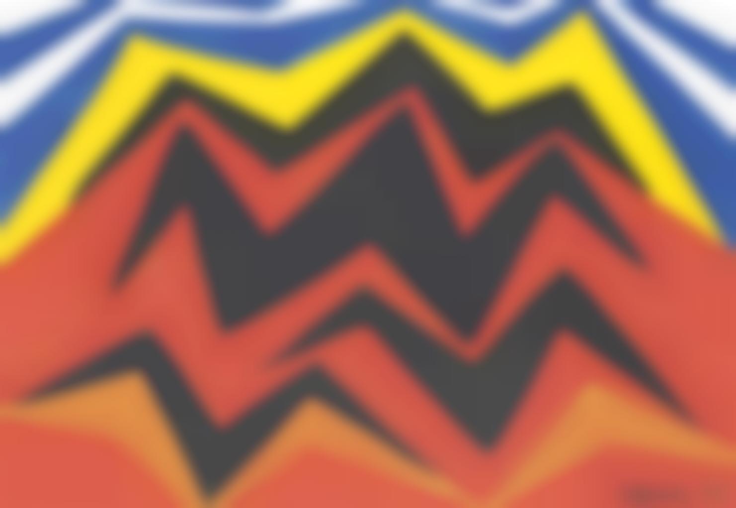 Alexander Calder-The Himalayas-1965