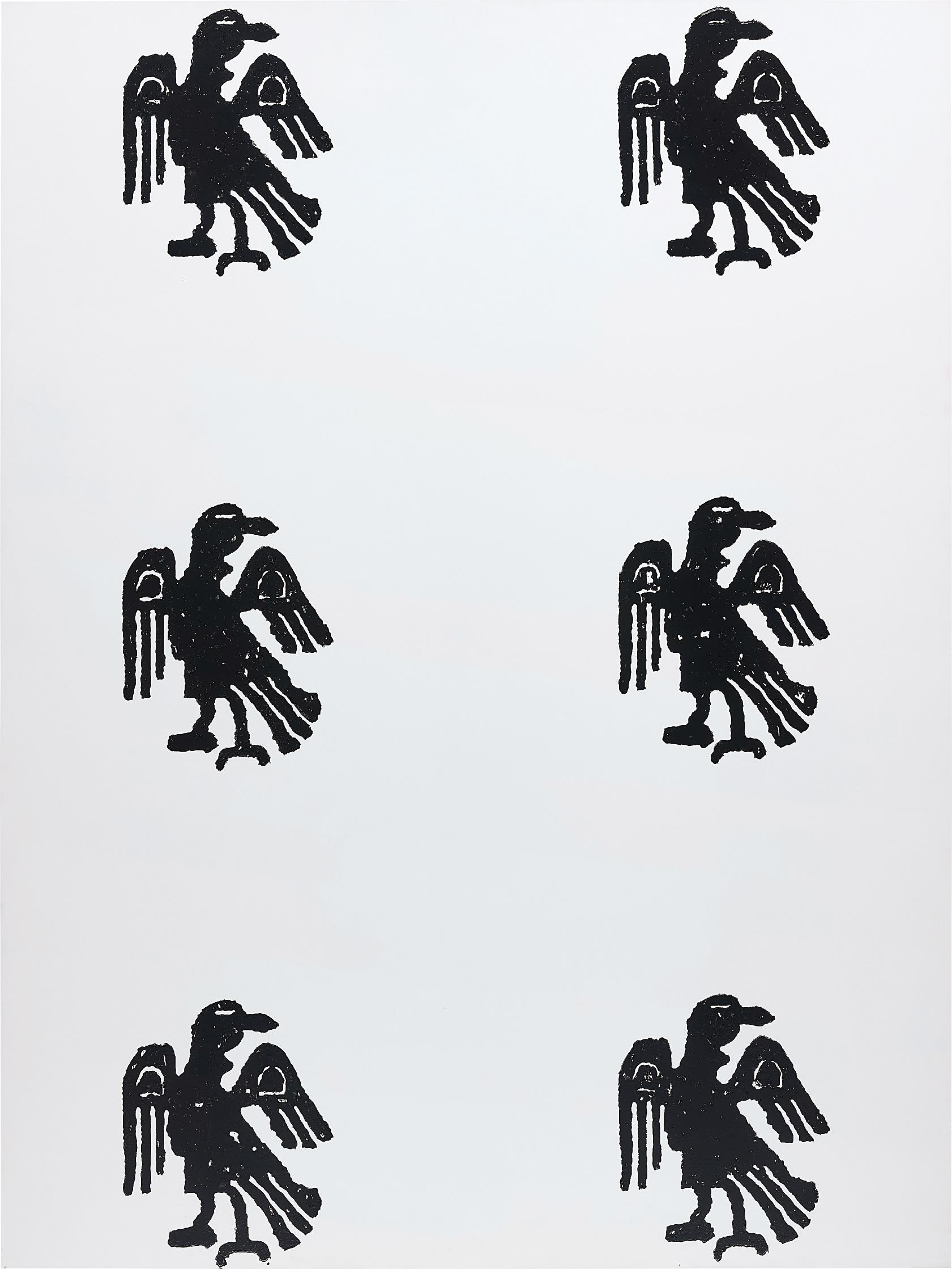 Christopher Wool-Untitled-1989