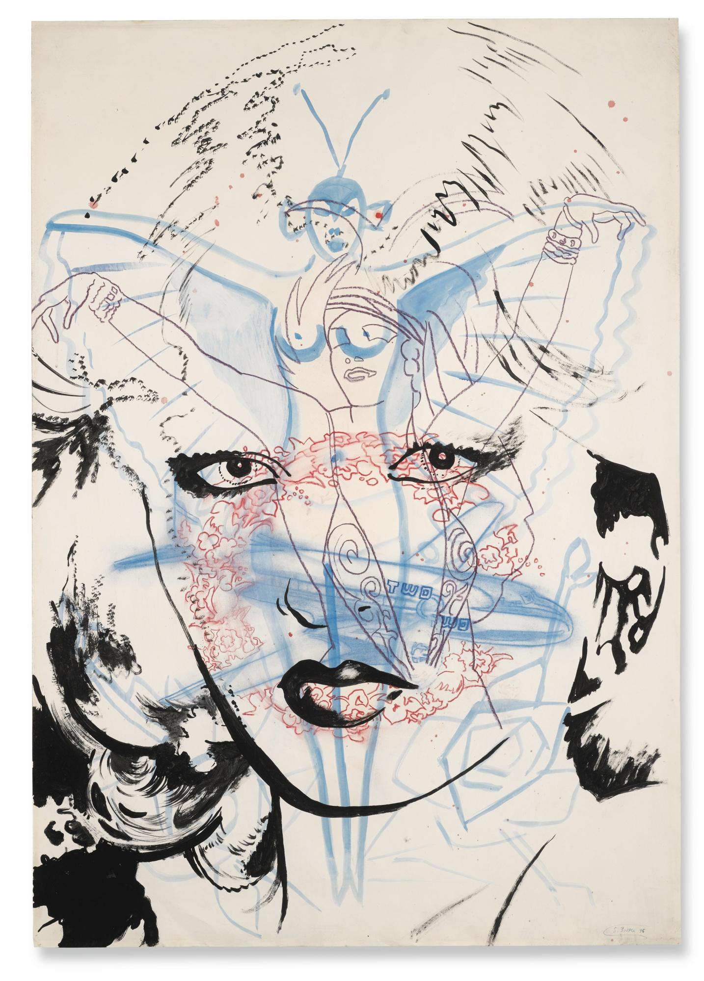 Sigmar Polke-Untitled-1975