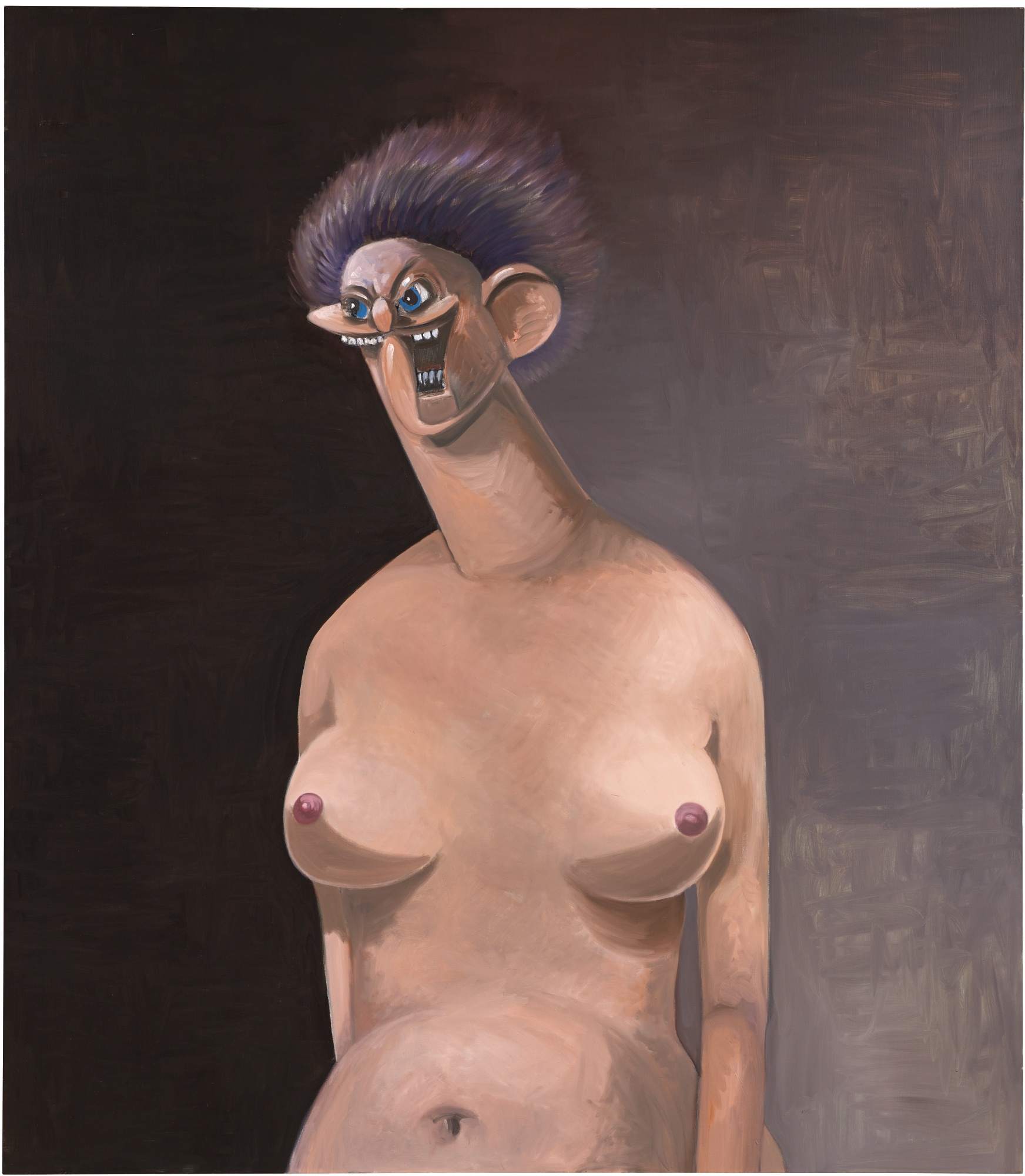 George Condo-Not Yet Titled-2010