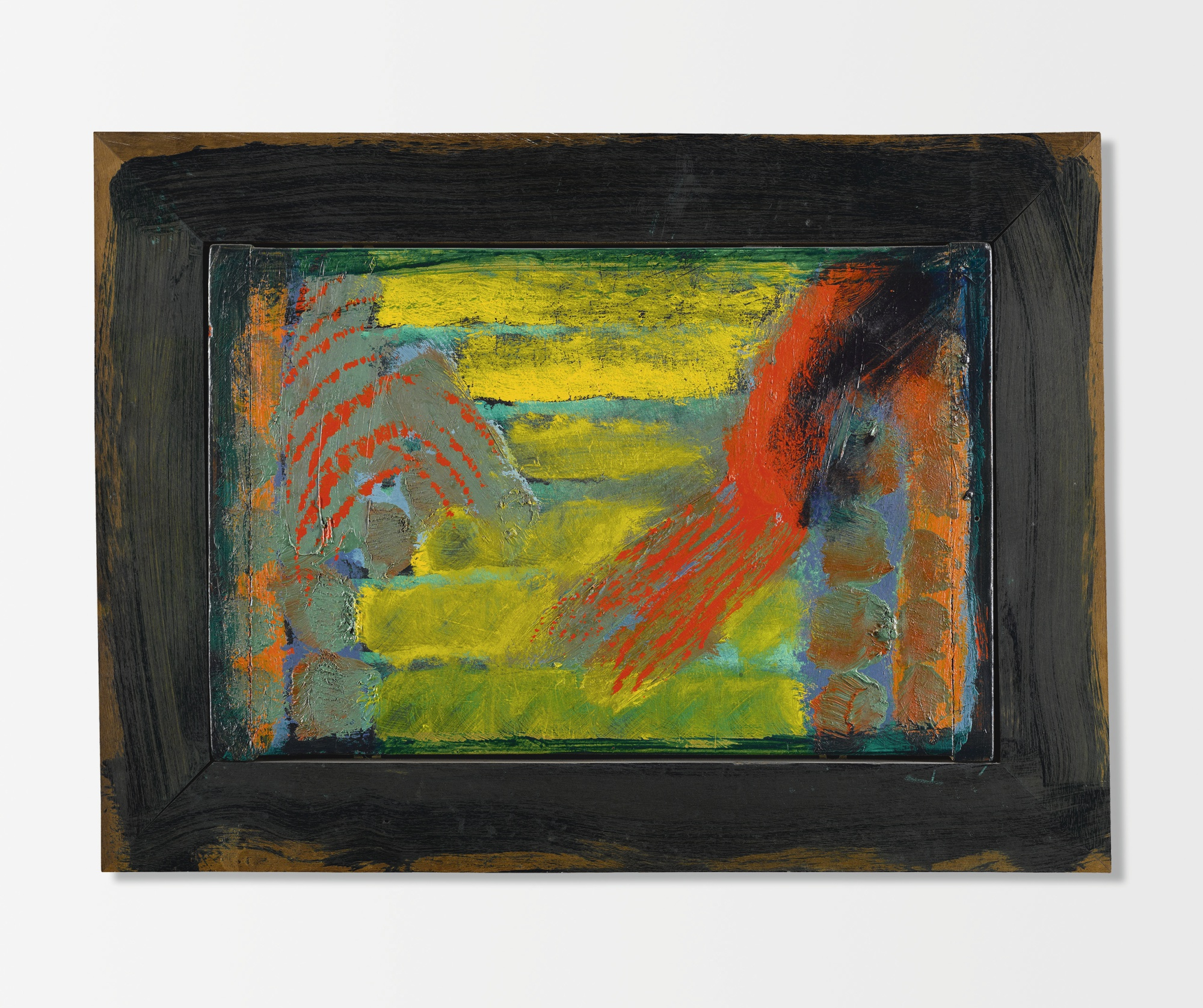 Howard Hodgkin-You And Me-1982