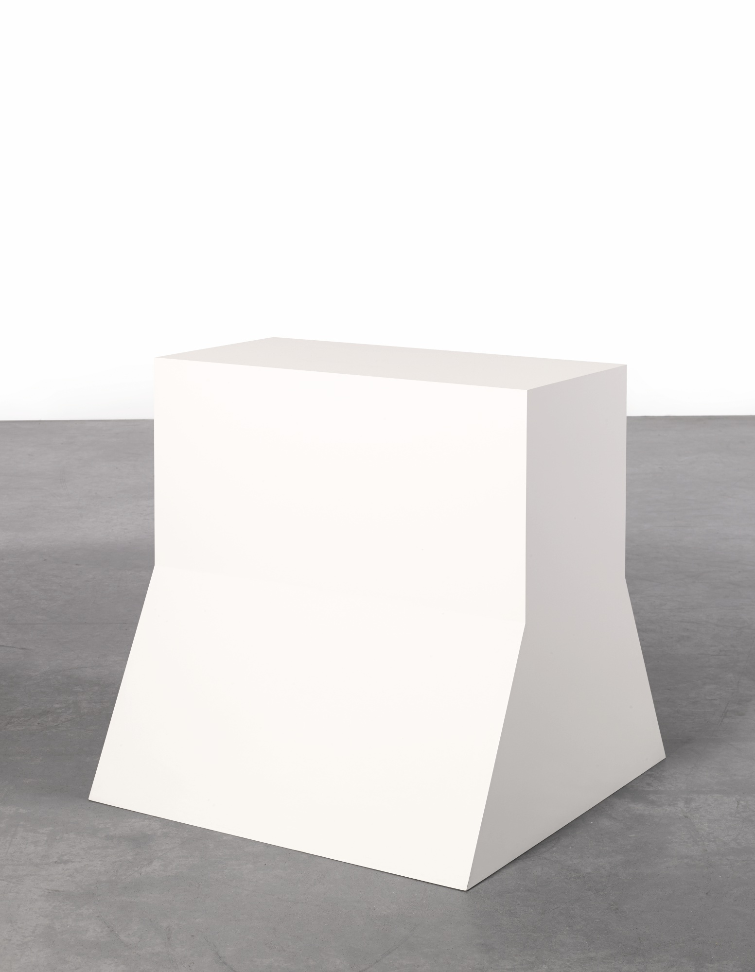 Sol LeWitt-Form Derived From A Cube #1-1988