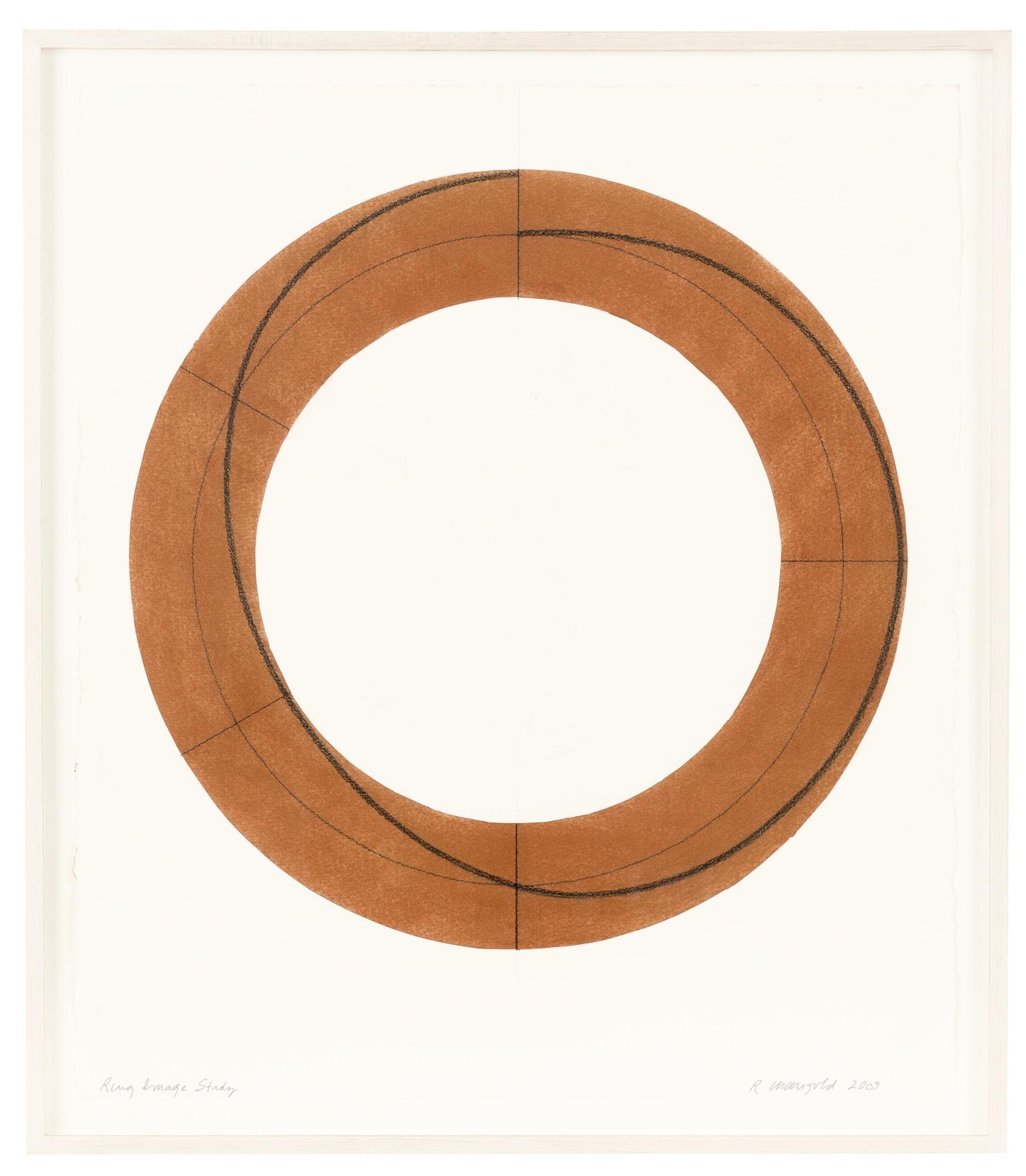 Robert Mangold-Ring Image Study-2009