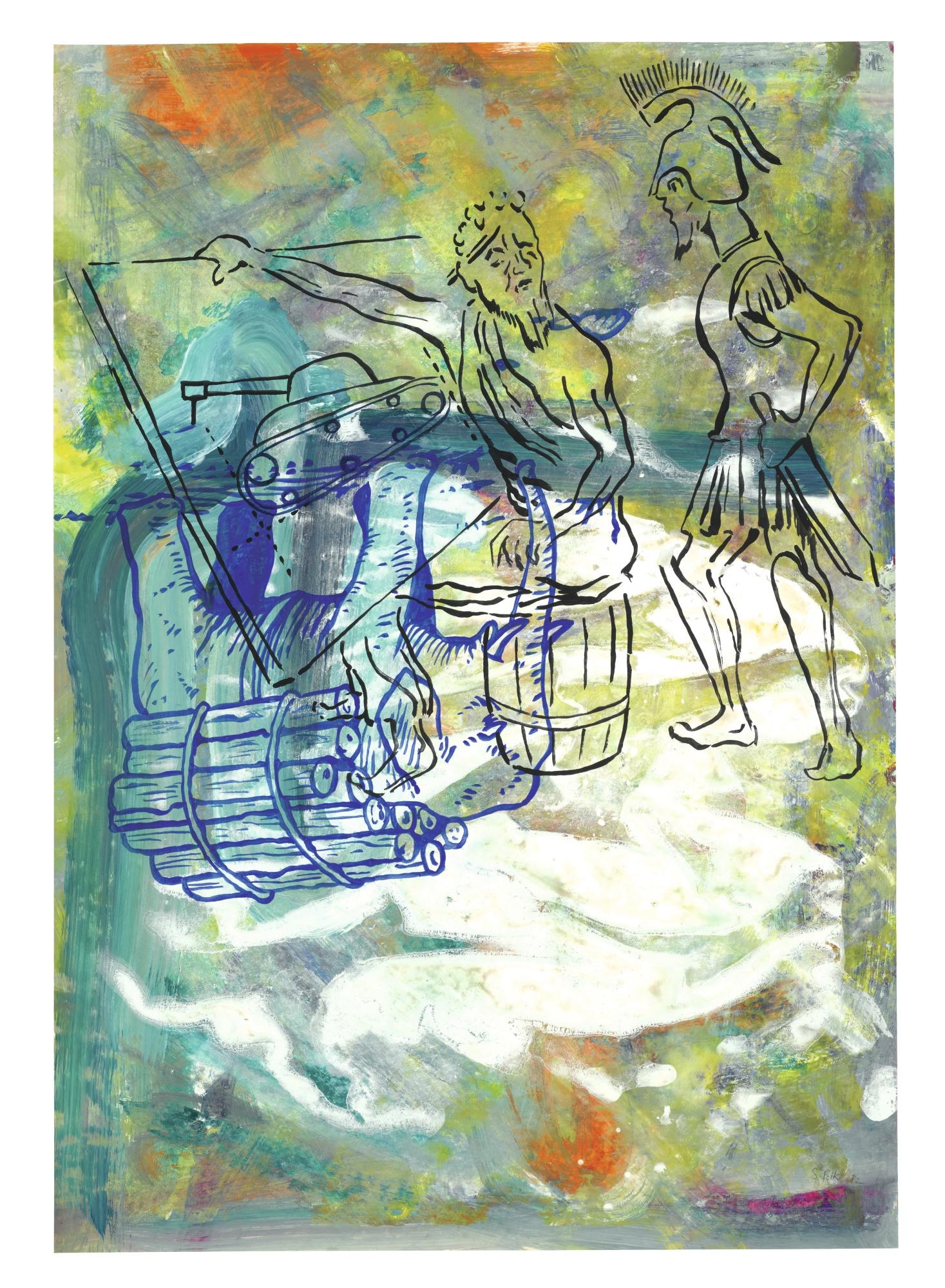 Sigmar Polke-Untitled-1982
