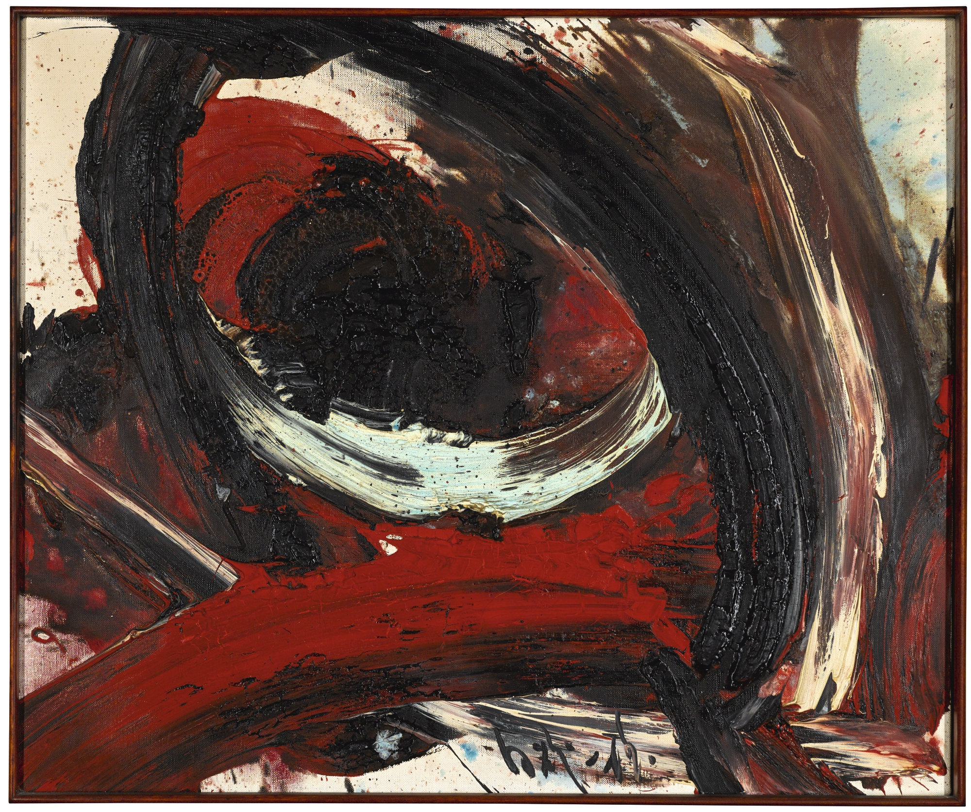 Kazuo Shiraga-Untitled-1975