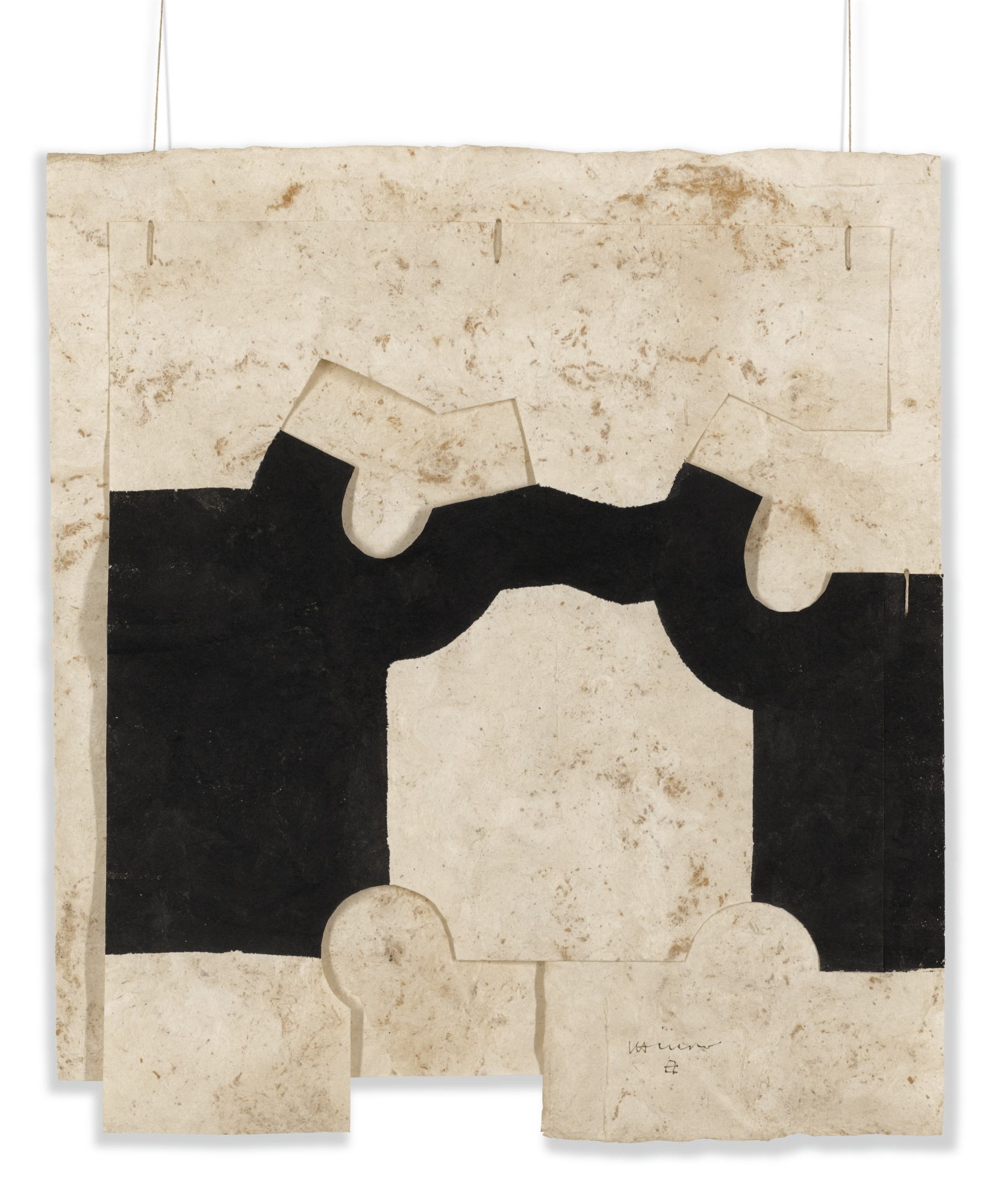 Eduardo Chillida-Untitled-1990
