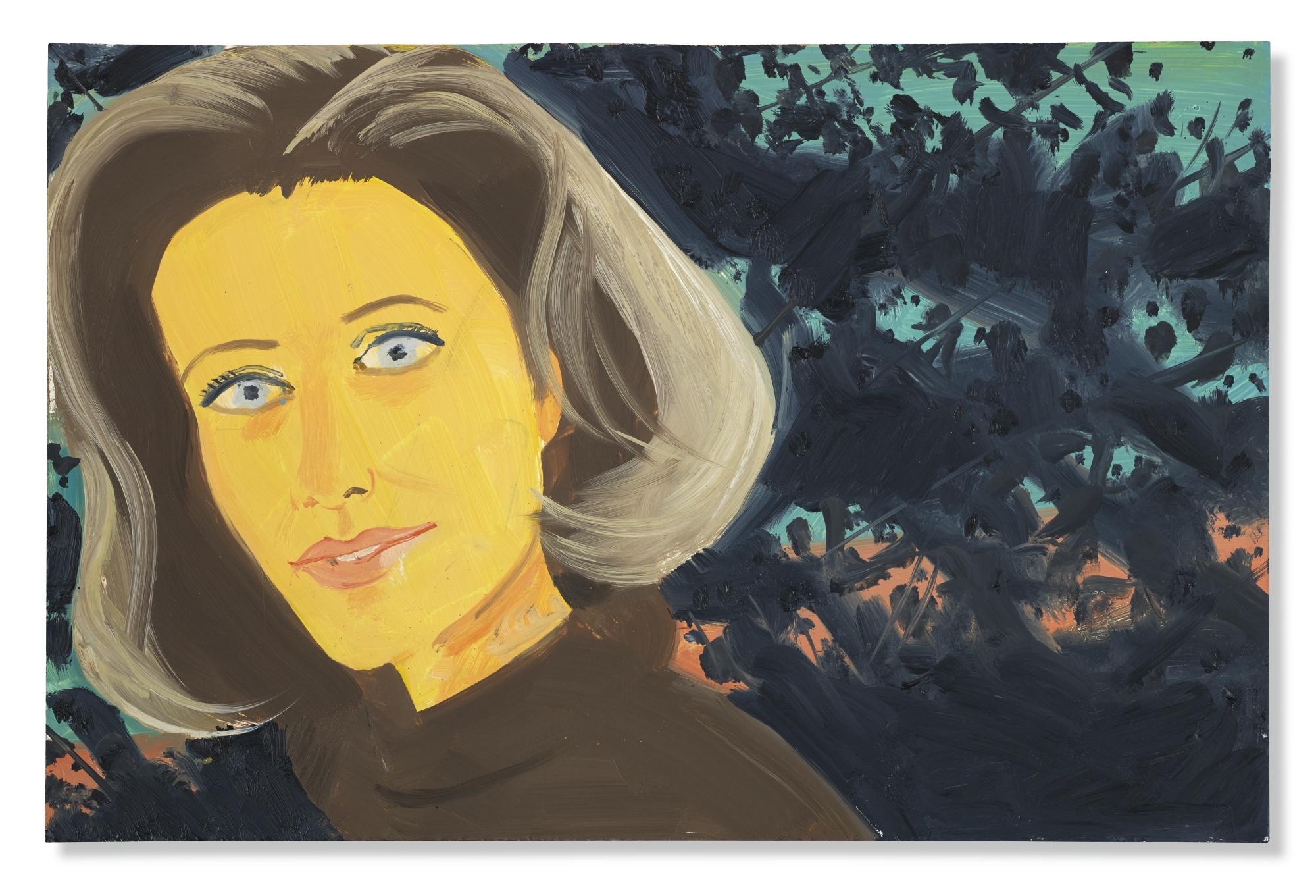 Alex Katz-Ruth-1998