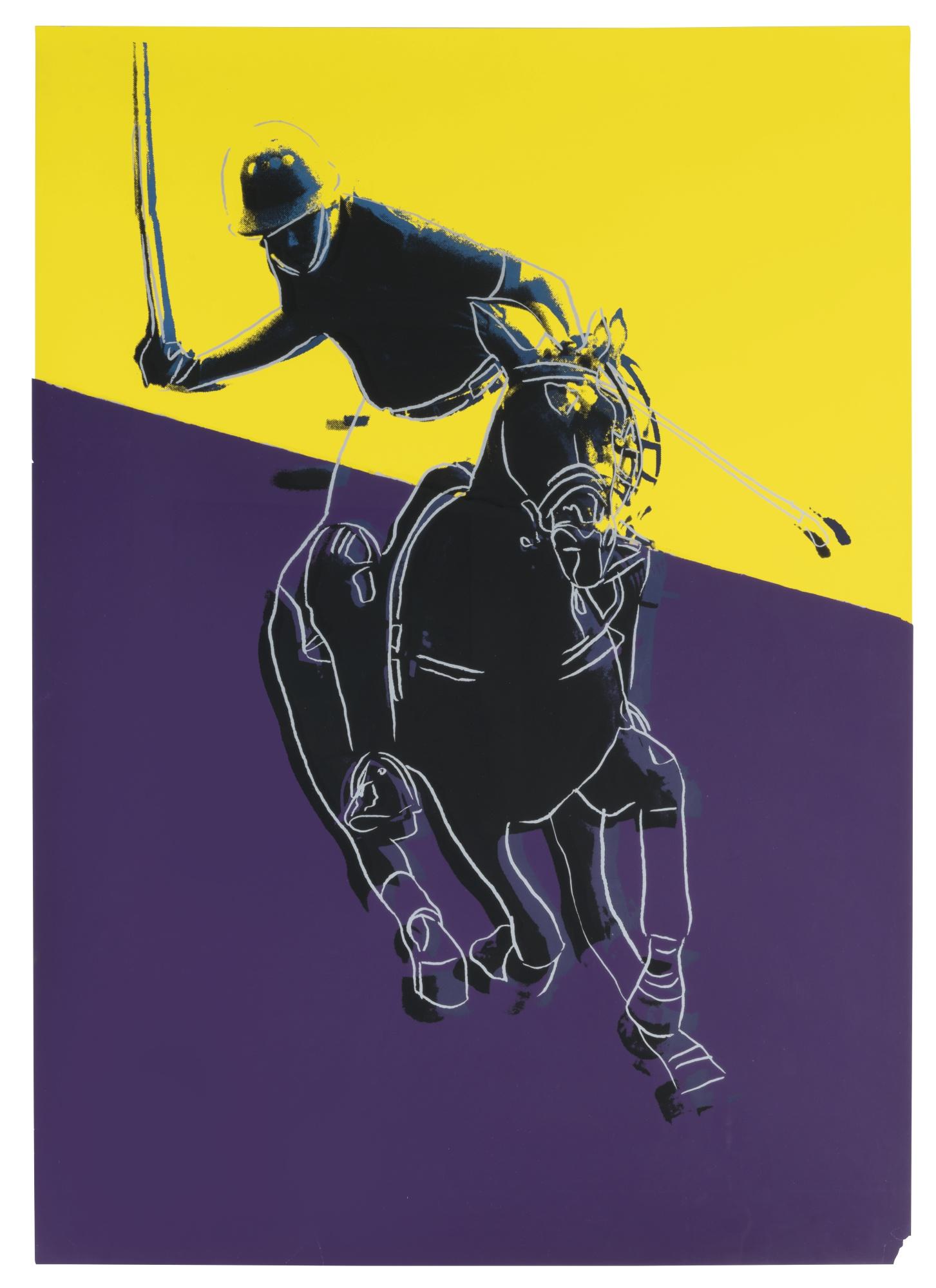 Andy Warhol-Polo-1985