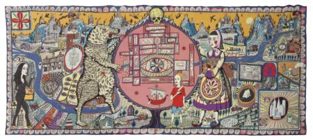 Grayson Perry-Map Of Truths And Beliefs-2011