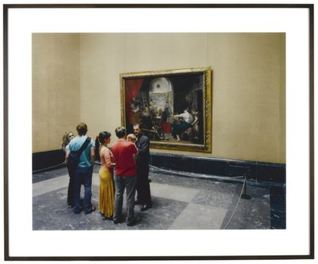 Thomas Struth-Museo Del Prado 3, Madrid-2005
