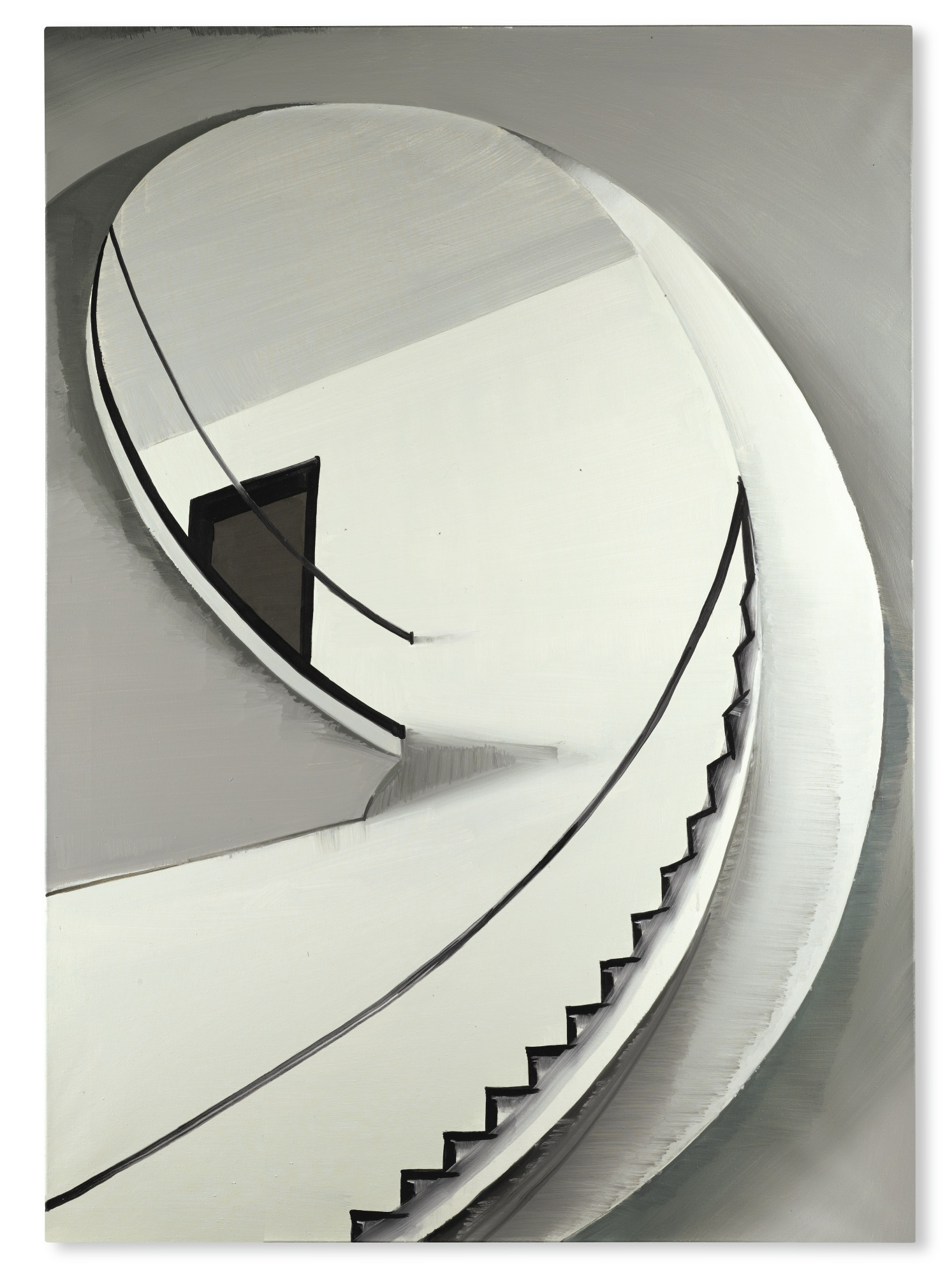 Wilhelm Sasnal-Untitled (Frankfurt)-2004