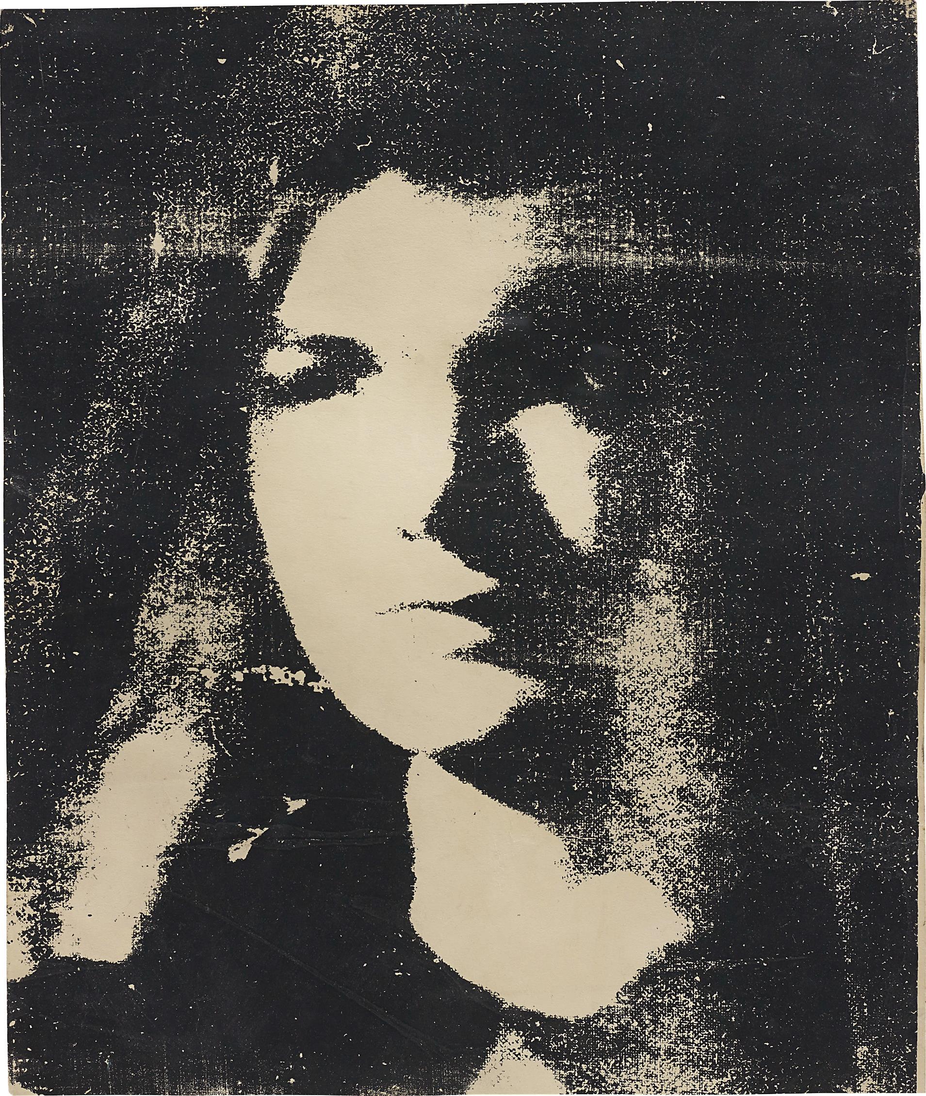 Andy Warhol-Jackie-1964