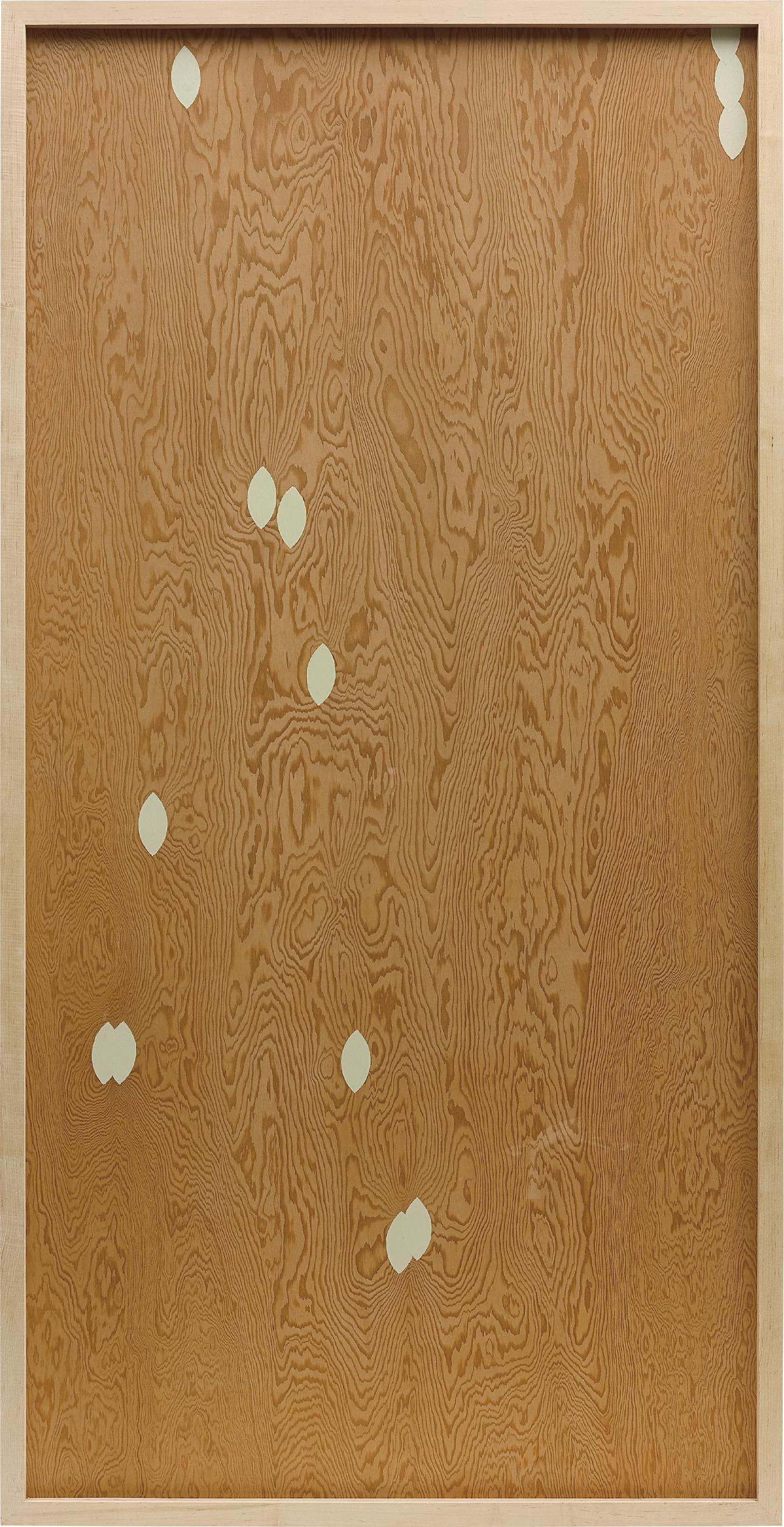 Sherrie Levine-Parchment Knot: 3-2003